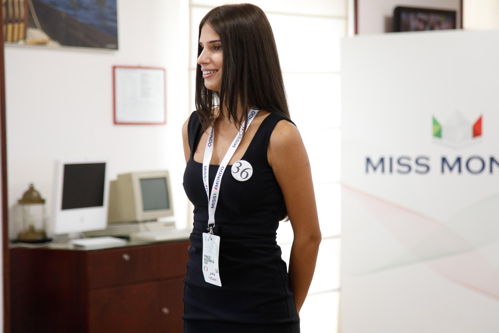 Secondo passaggio giuria per le ragazze di Missmondo Italia 2021 - 9