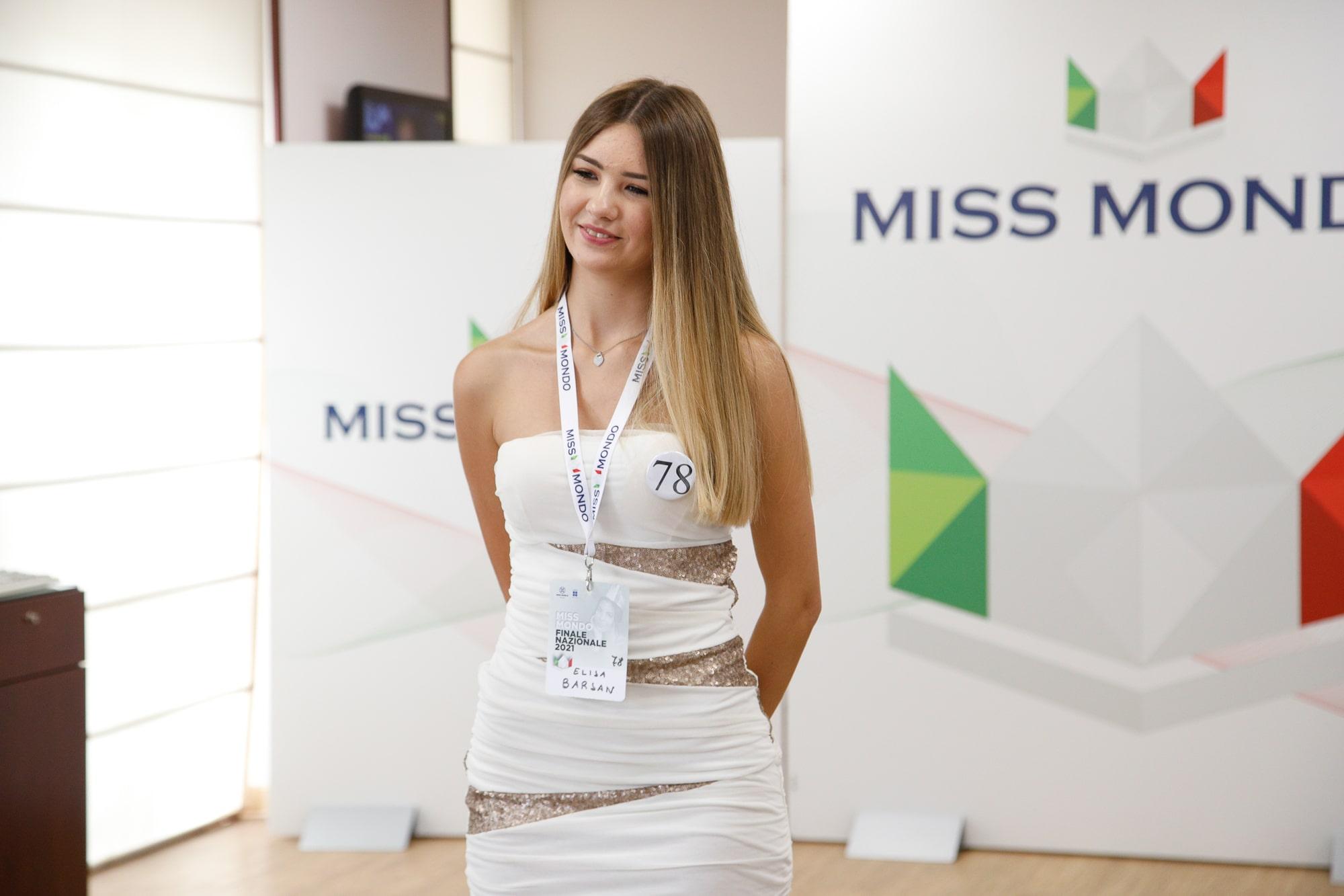 Terzo passaggio giuria per le ragazze di Missmondo Italia 2021 - 1