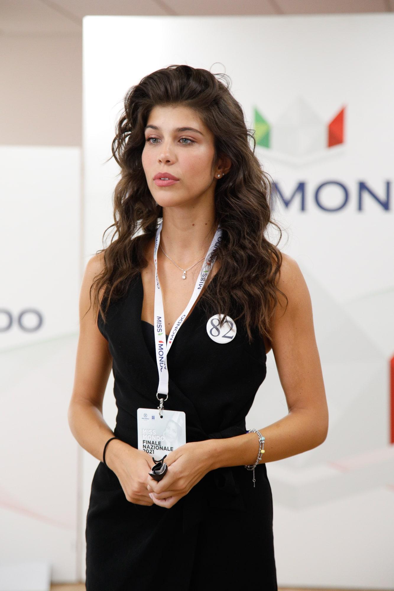Terzo passaggio giuria per le ragazze di Missmondo Italia 2021 - 10
