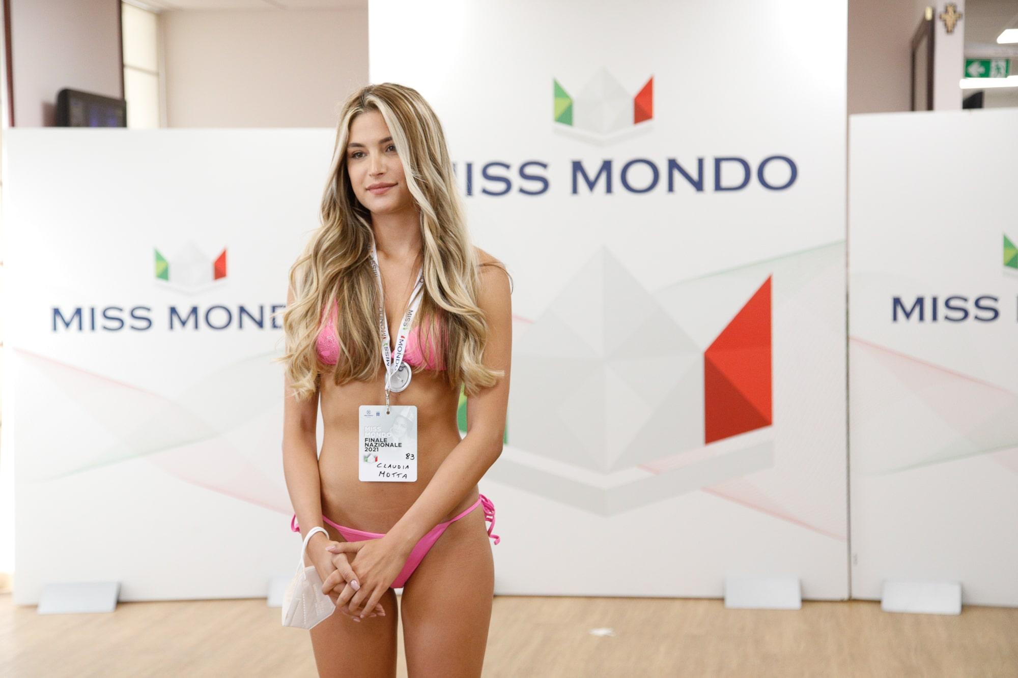 Terzo passaggio giuria per le ragazze di Missmondo Italia 2021 - 11