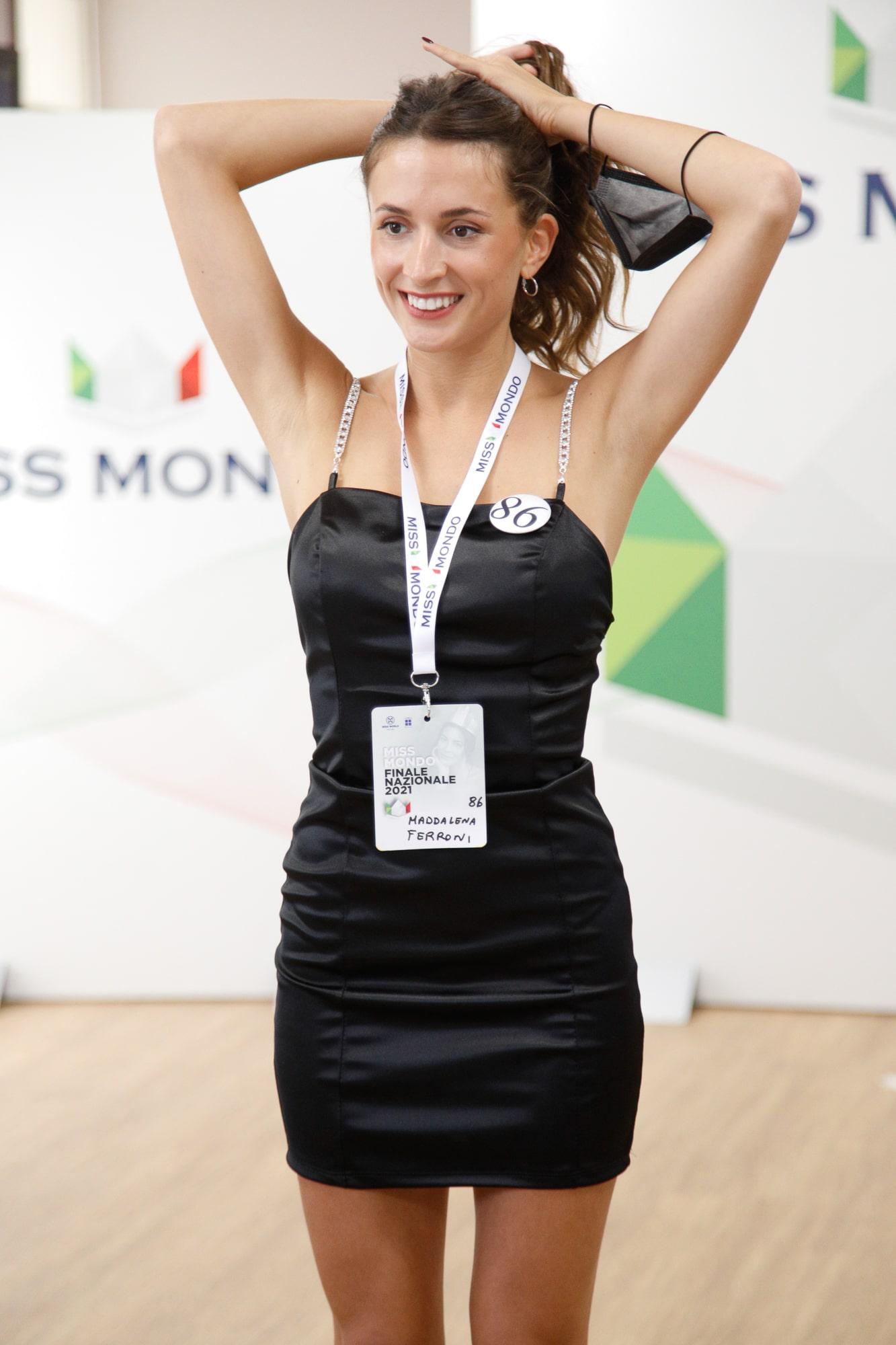 Terzo passaggio giuria per le ragazze di Missmondo Italia 2021 - 18
