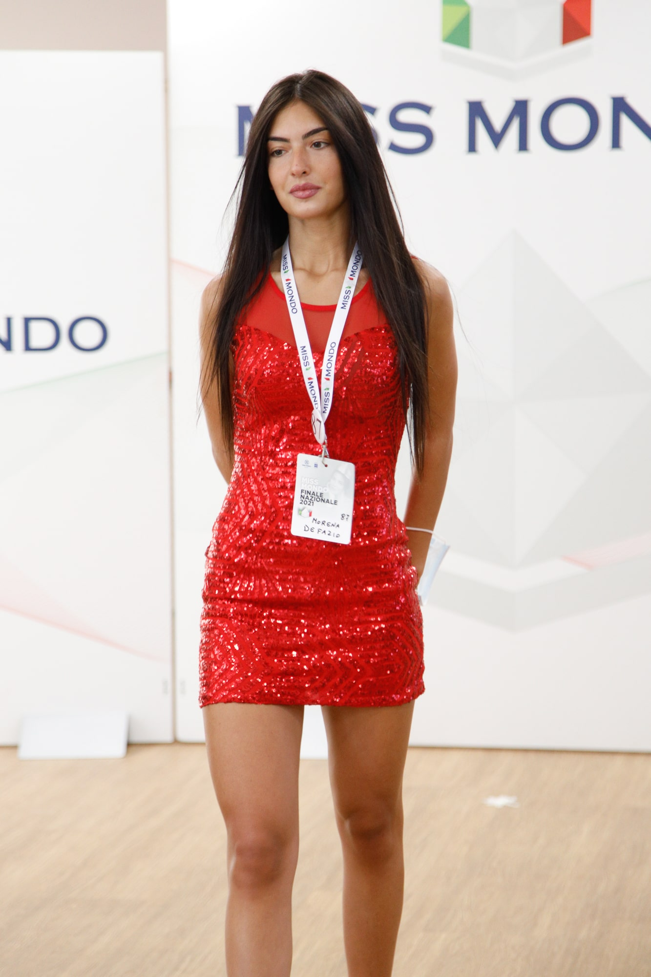 Terzo passaggio giuria per le ragazze di Missmondo Italia 2021 - 19