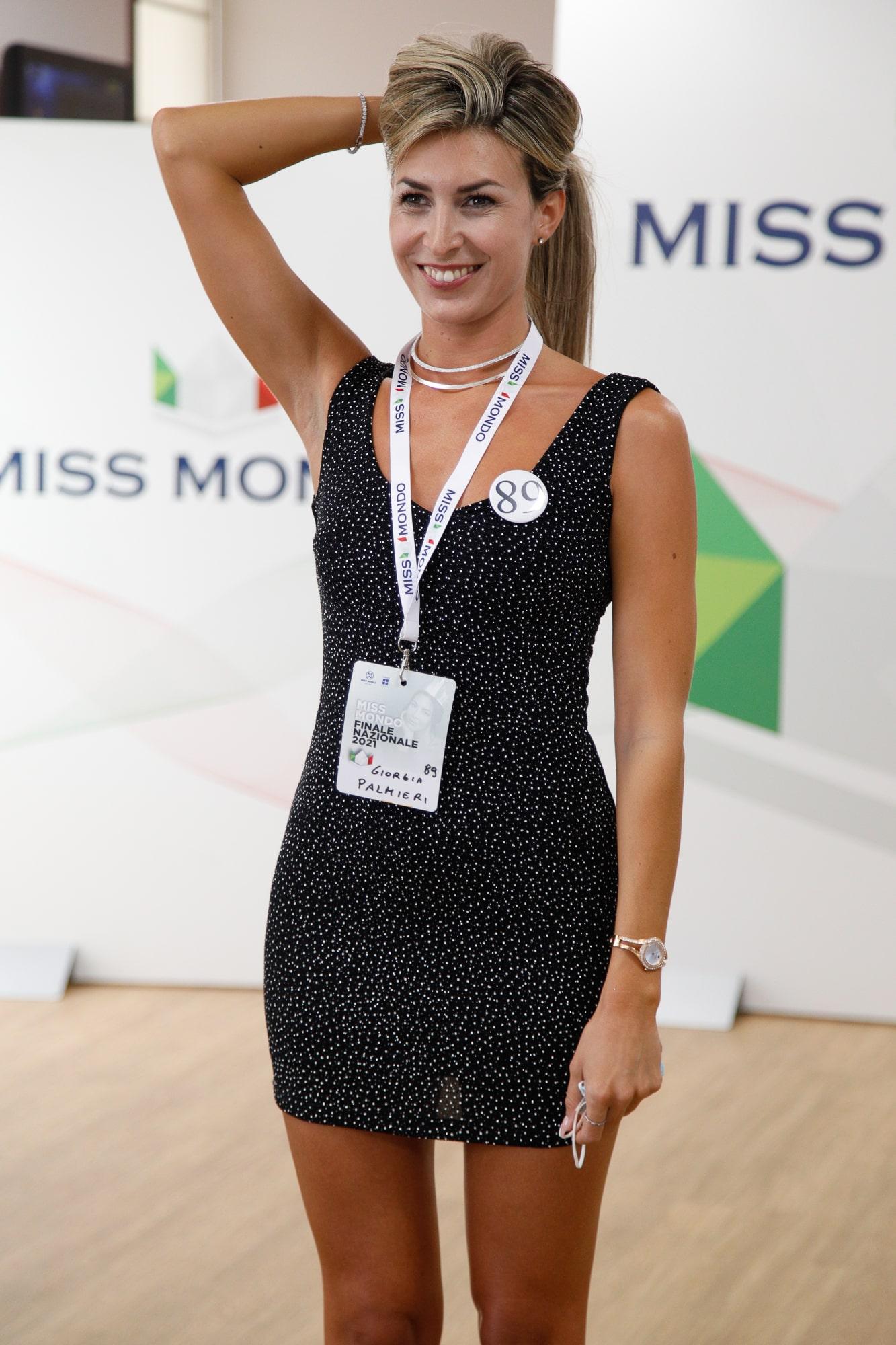 Terzo passaggio giuria per le ragazze di Missmondo Italia 2021 - 24