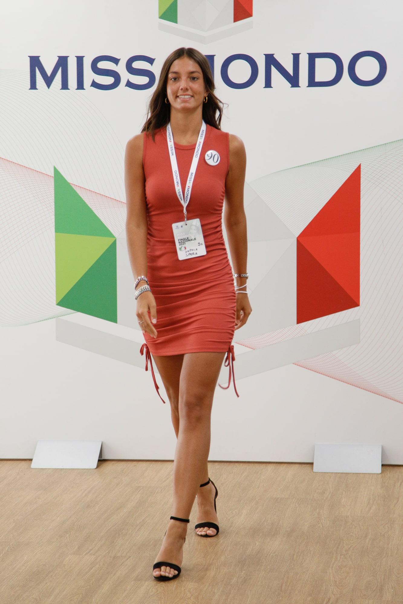 Terzo passaggio giuria per le ragazze di Missmondo Italia 2021 - 25