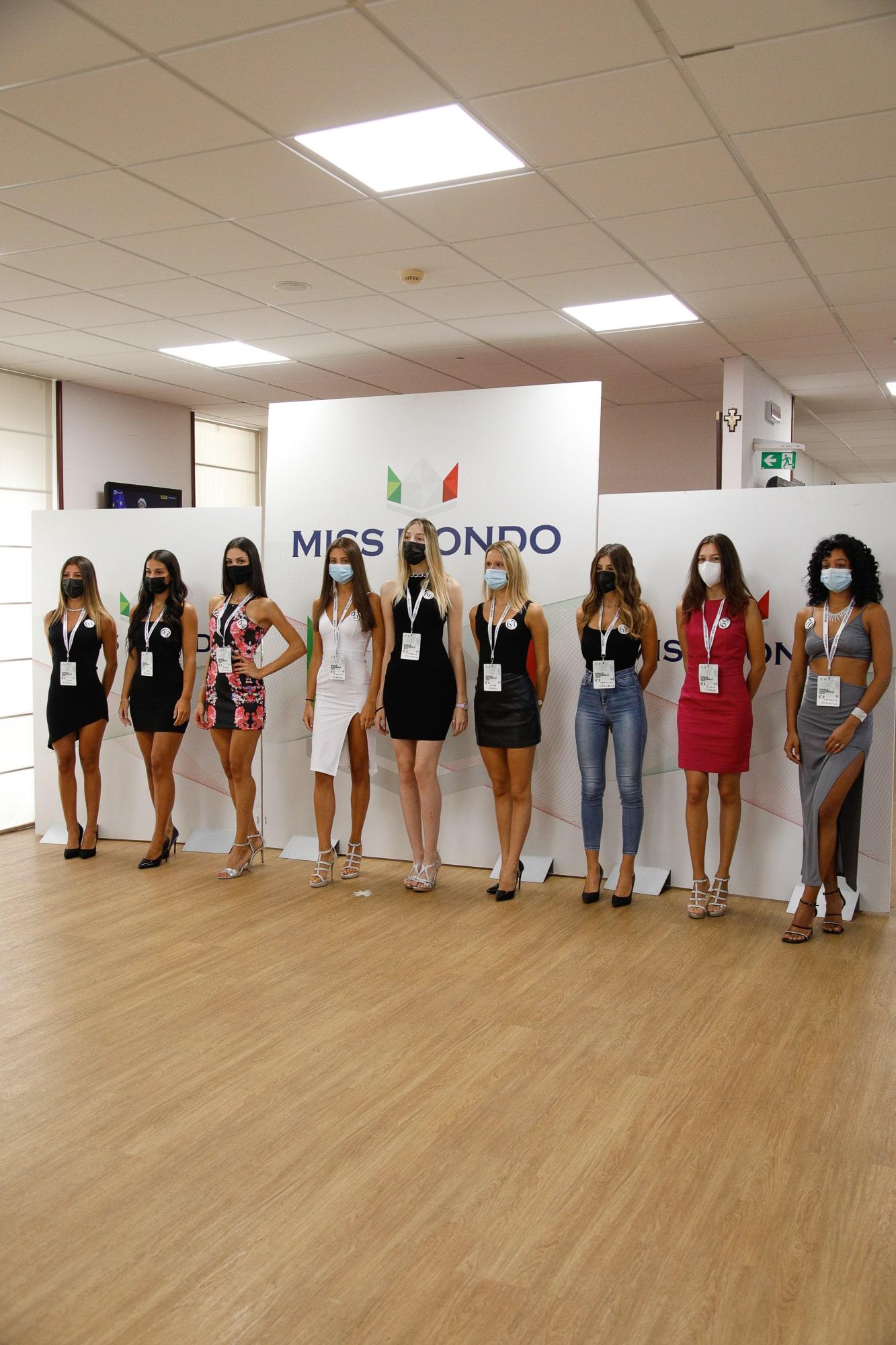 Terzo passaggio giuria per le ragazze di Missmondo Italia 2021 - 27