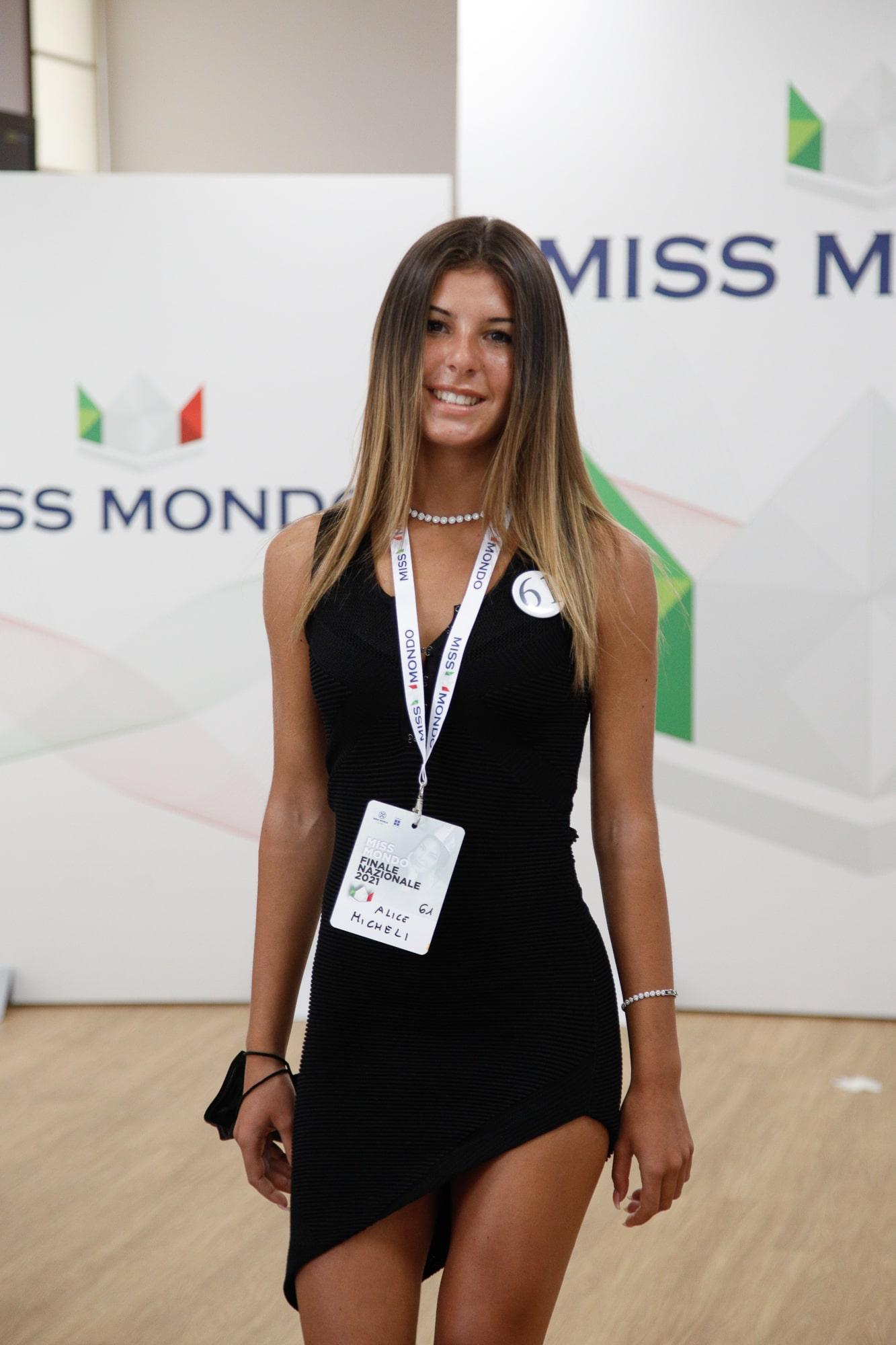 Terzo passaggio giuria per le ragazze di Missmondo Italia 2021 - 28