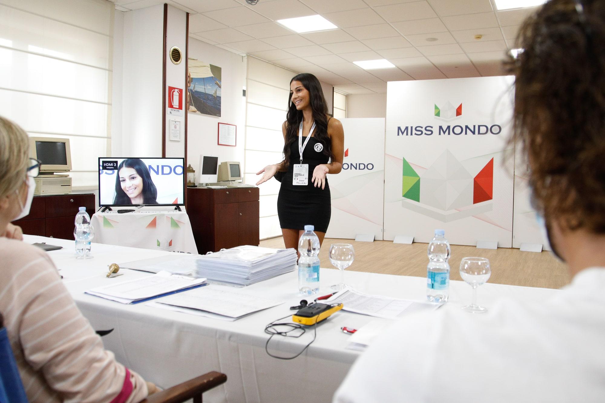 Terzo passaggio giuria per le ragazze di Missmondo Italia 2021 - 30