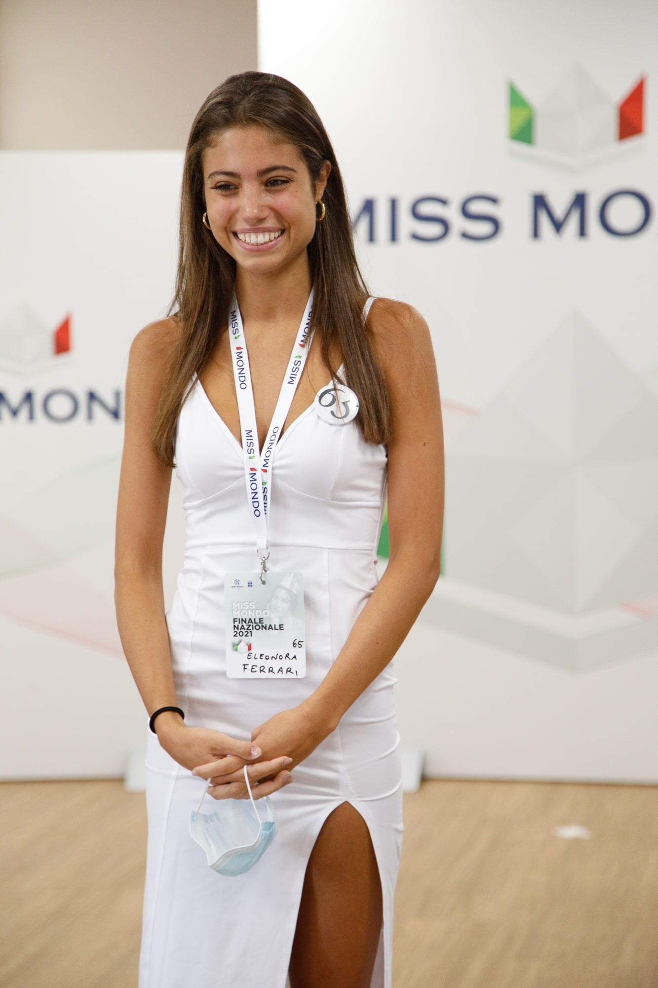 Terzo passaggio giuria per le ragazze di Missmondo Italia 2021 - 34