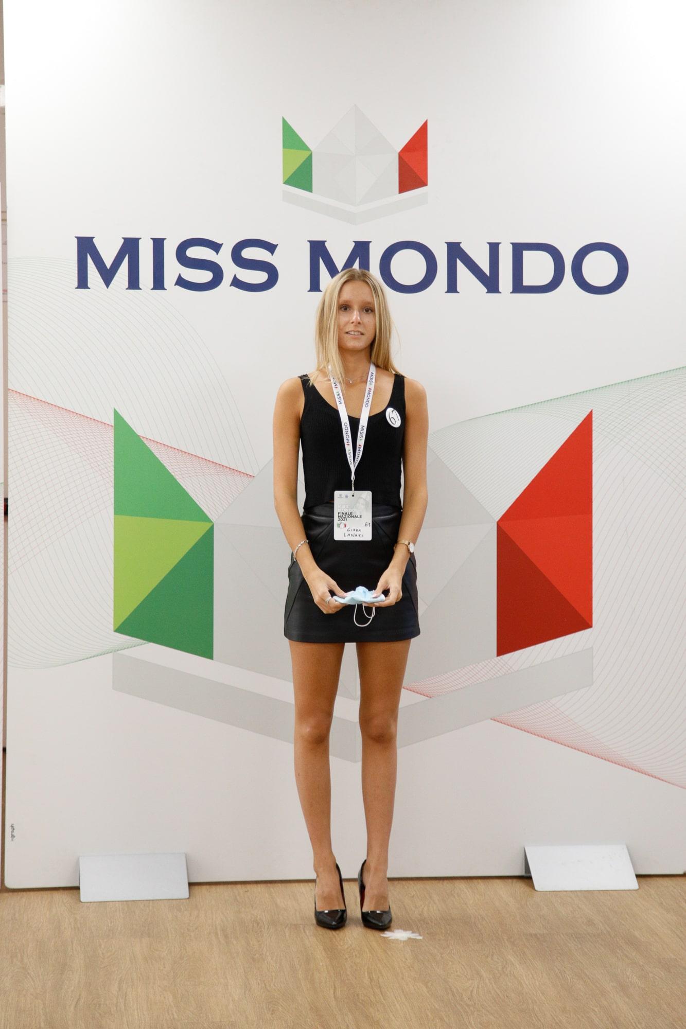 Terzo passaggio giuria per le ragazze di Missmondo Italia 2021 - 38