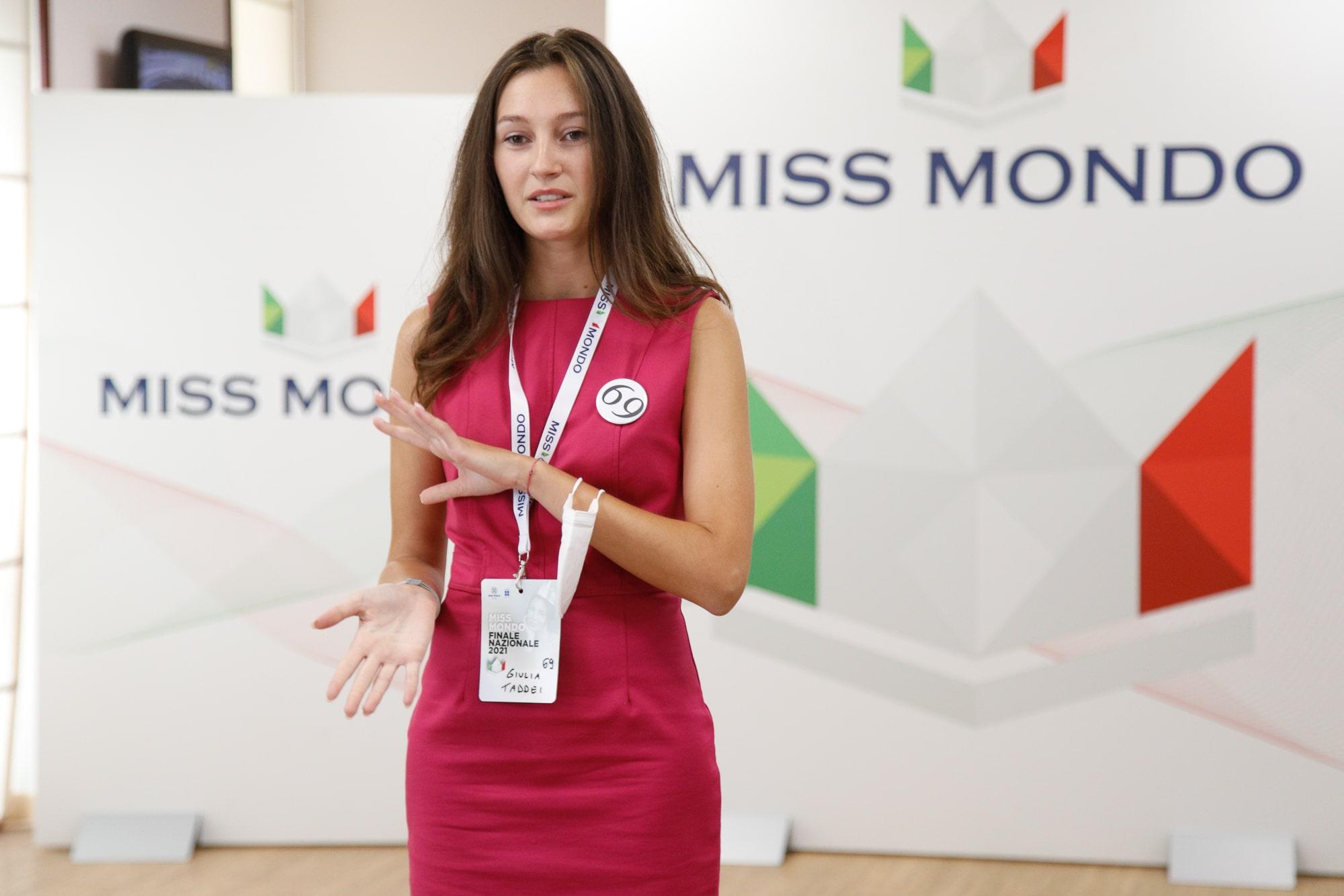 Terzo passaggio giuria per le ragazze di Missmondo Italia 2021 - 42