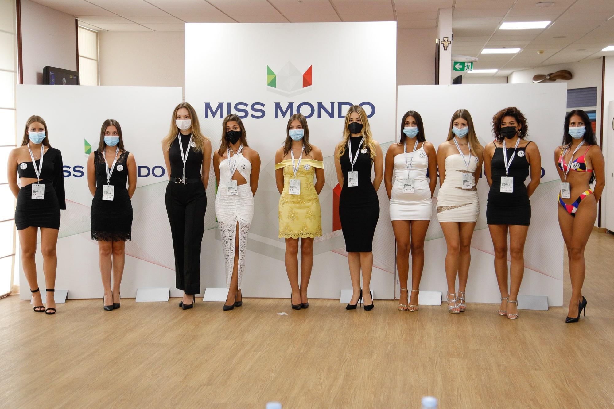 Terzo passaggio giuria per le ragazze di Missmondo Italia 2021 - 46