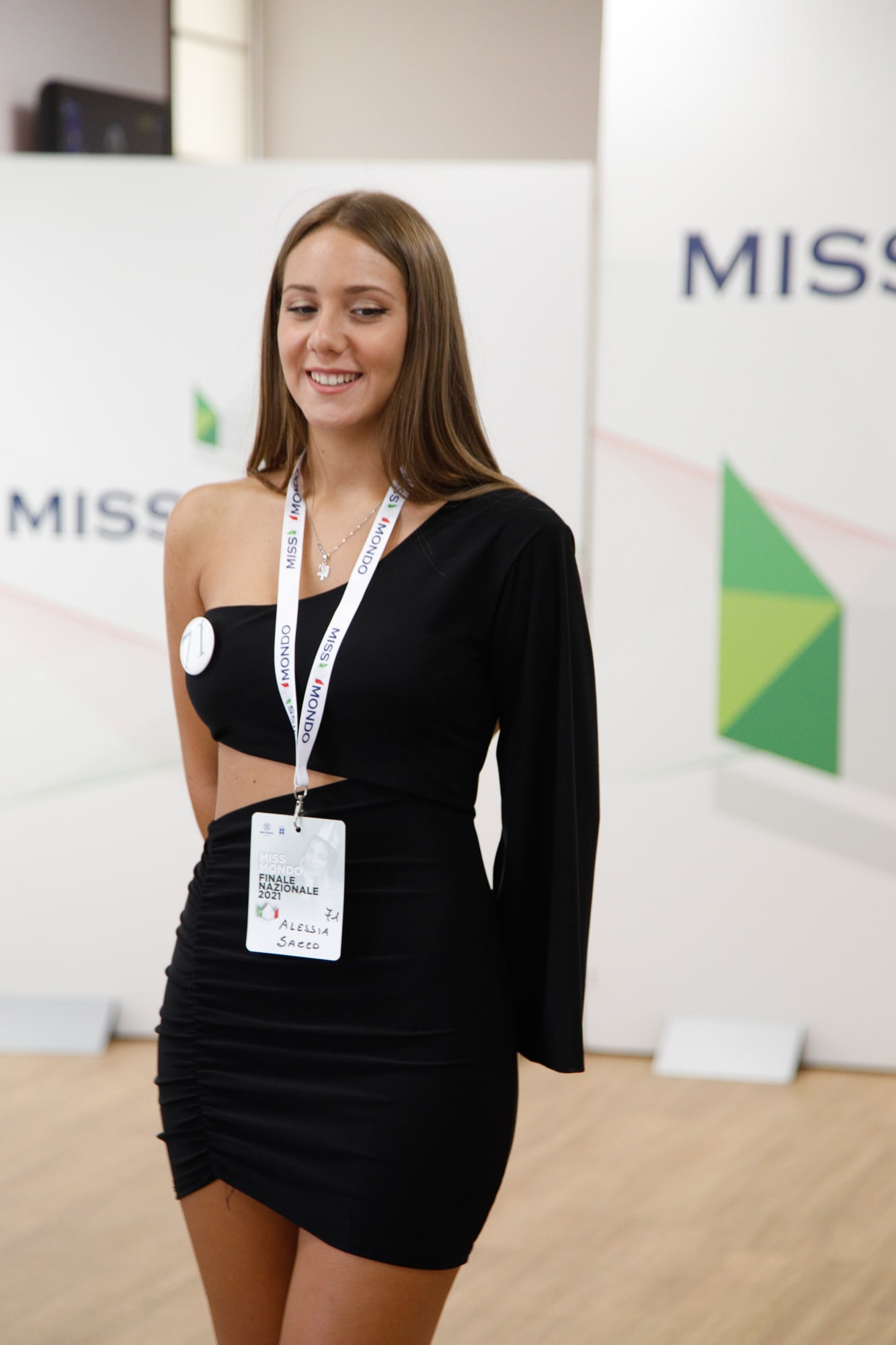 Terzo passaggio giuria per le ragazze di Missmondo Italia 2021 - 47