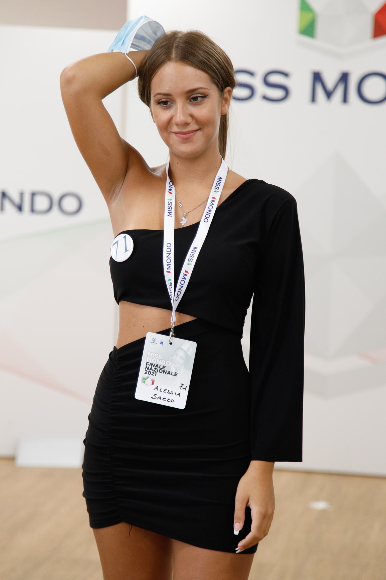 Terzo passaggio giuria per le ragazze di Missmondo Italia 2021 - 48