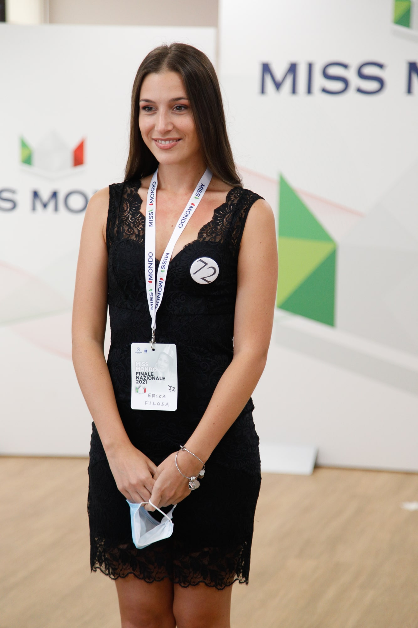 Terzo passaggio giuria per le ragazze di Missmondo Italia 2021 - 50