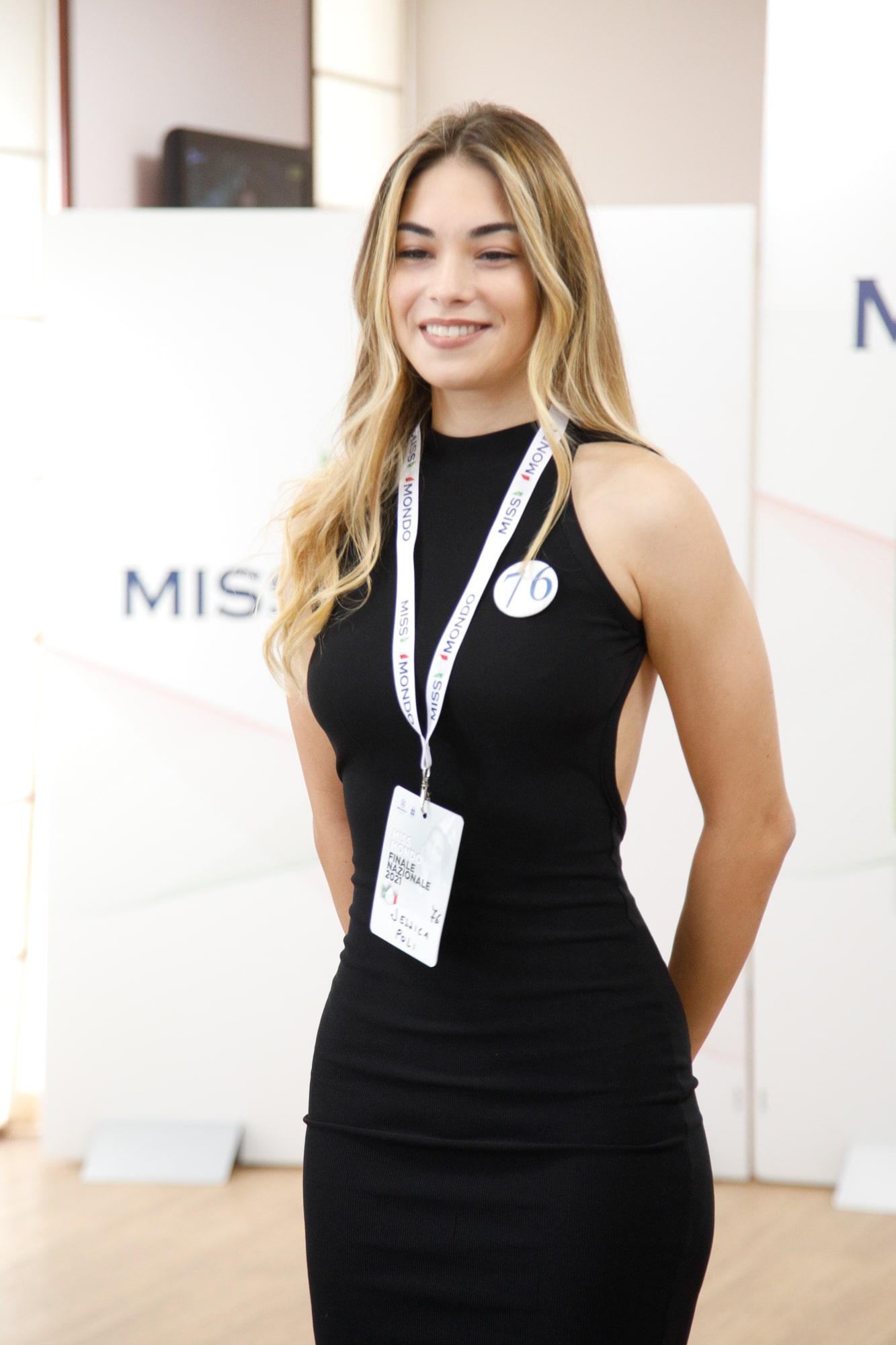 Terzo passaggio giuria per le ragazze di Missmondo Italia 2021 - 57