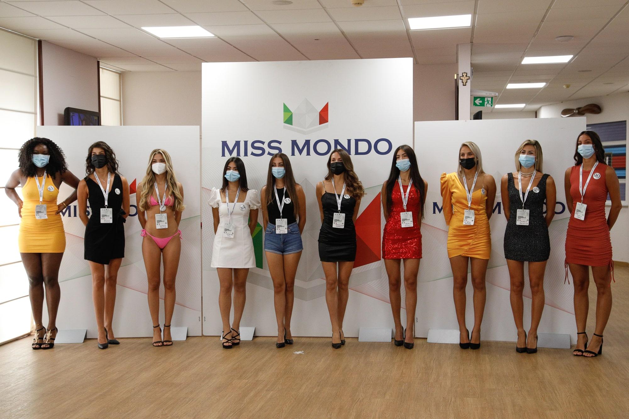 Terzo passaggio giuria per le ragazze di Missmondo Italia 2021 - 6