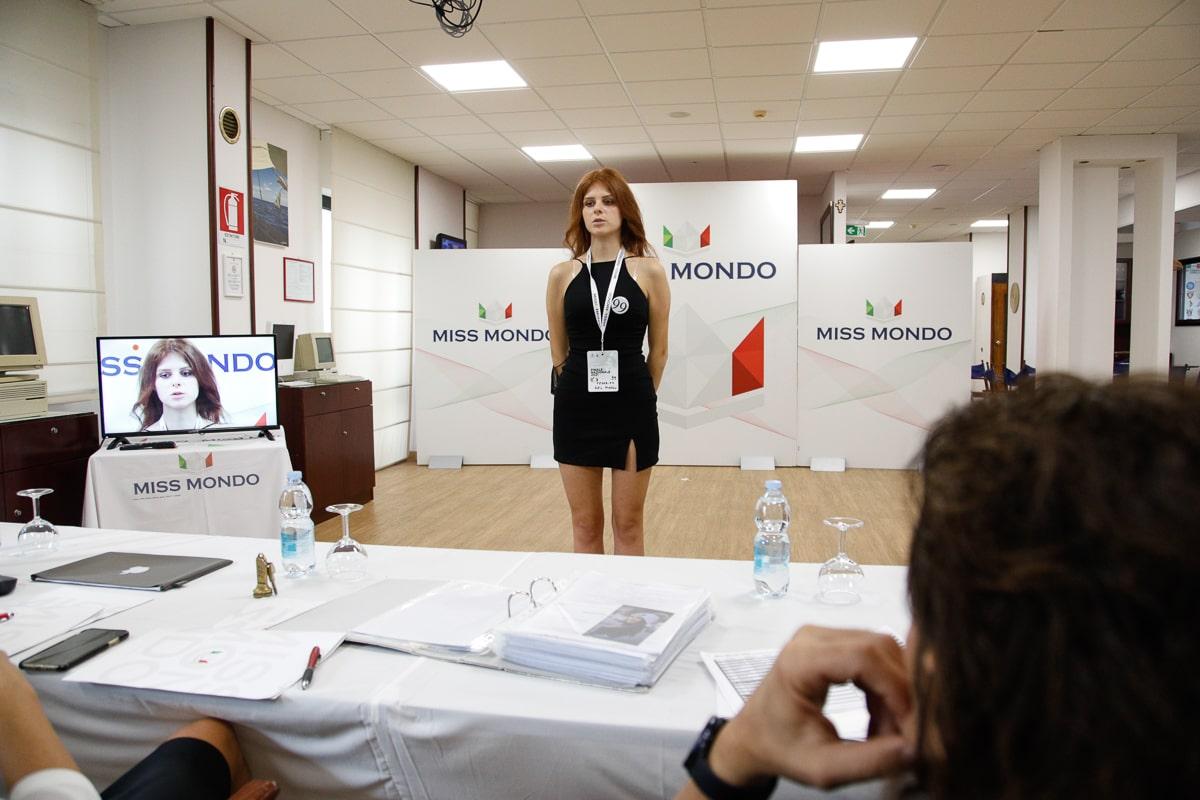 Quarto passaggio giuria per le ragazze di Missmondo Italia 2021 - 10