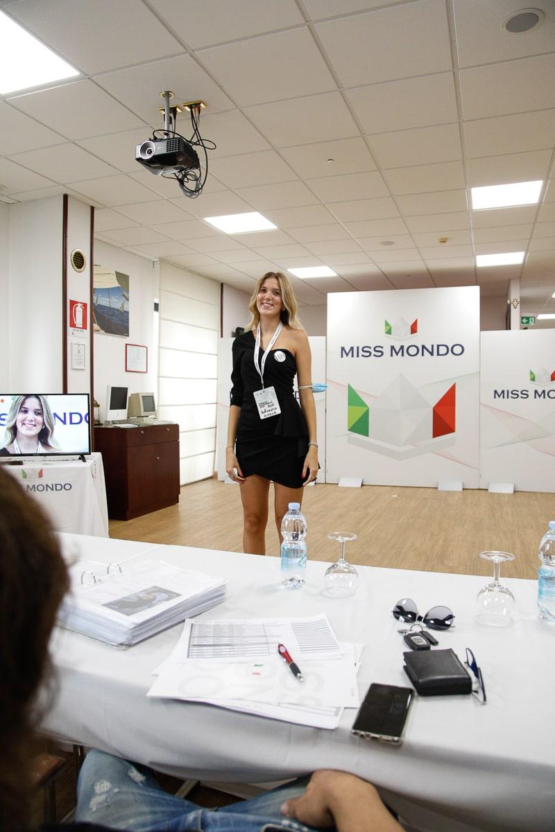 Quarto passaggio giuria per le ragazze di Missmondo Italia 2021 - 12