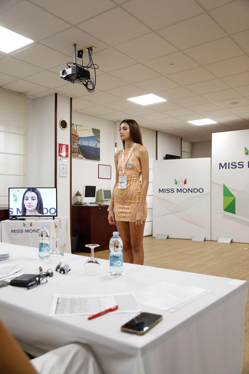Quarto passaggio giuria per le ragazze di Missmondo Italia 2021 - 14