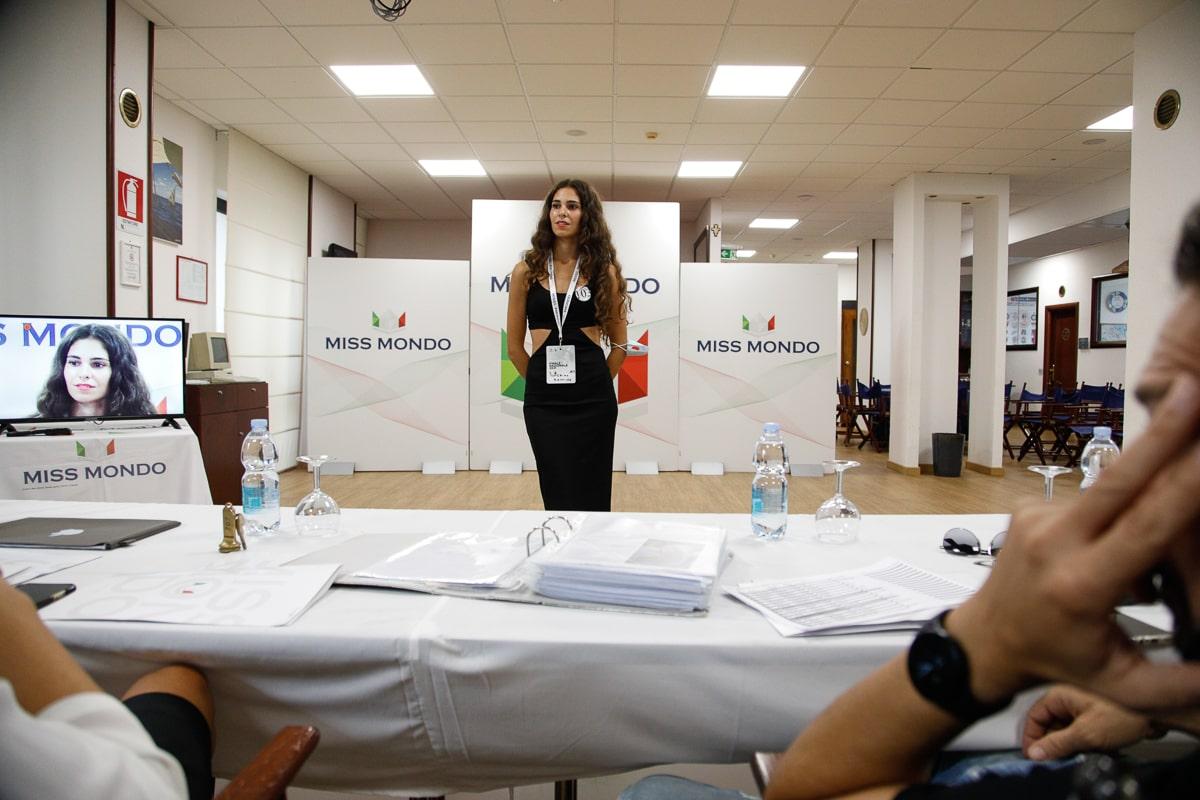 Quarto passaggio giuria per le ragazze di Missmondo Italia 2021 - 18