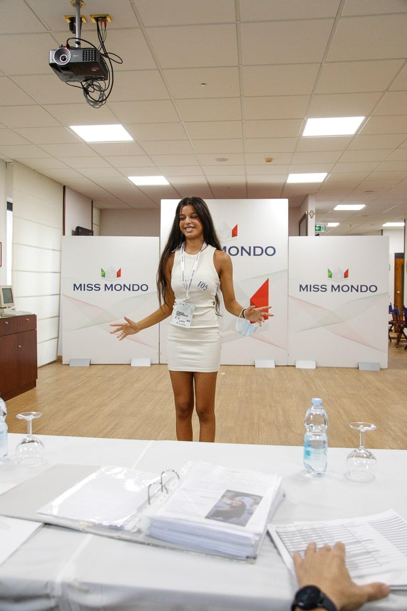 Quarto passaggio giuria per le ragazze di Missmondo Italia 2021 - 20