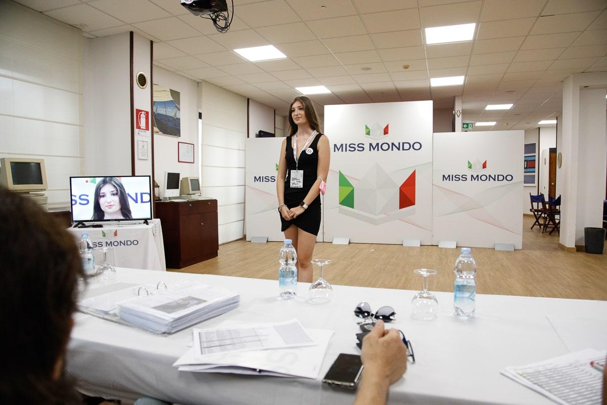 Quarto passaggio giuria per le ragazze di Missmondo Italia 2021 - 22