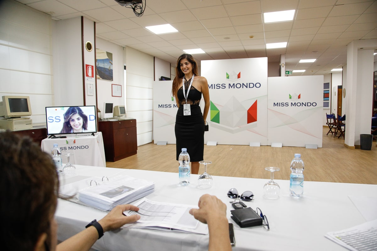 Quarto passaggio giuria per le ragazze di Missmondo Italia 2021 - 25