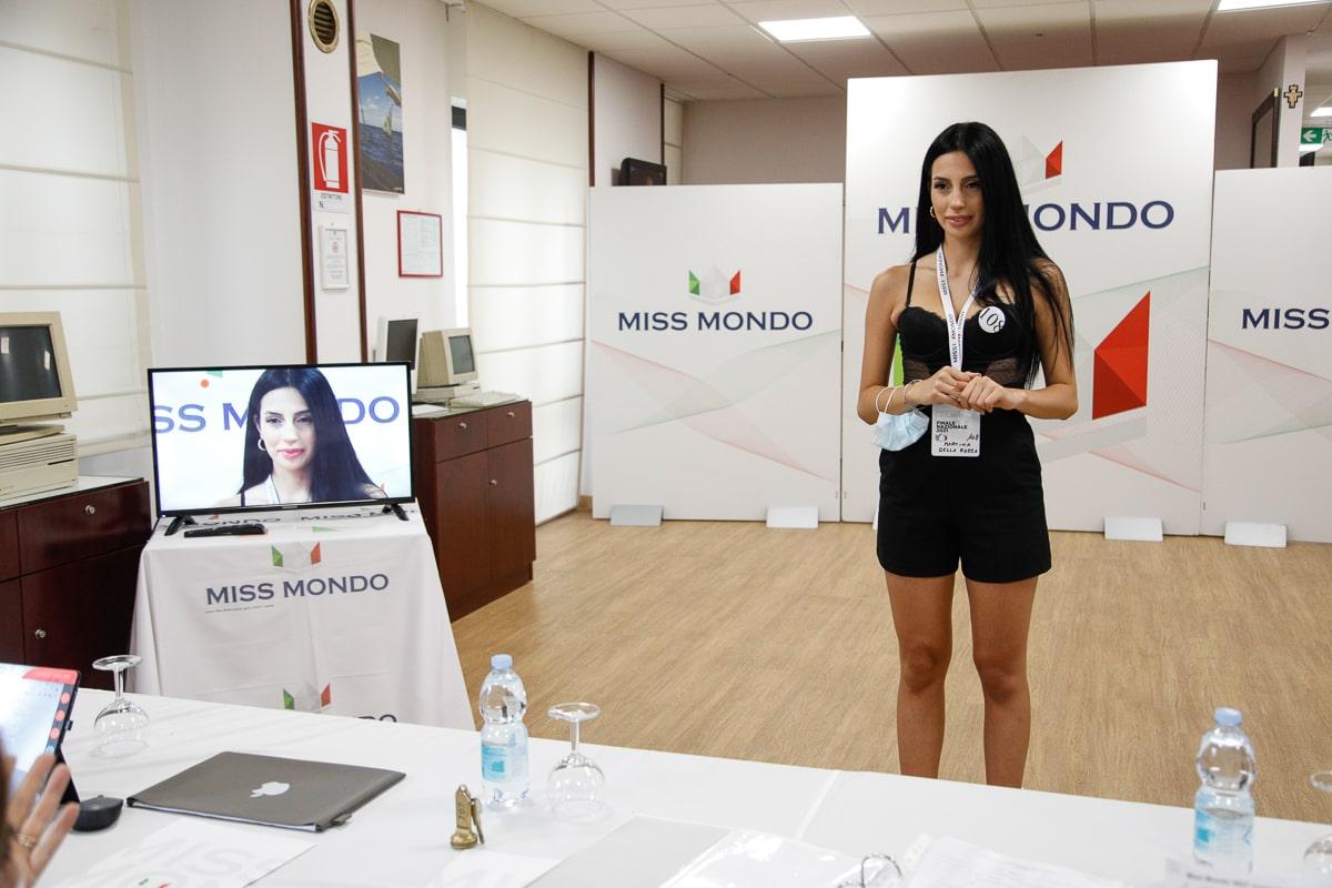 Quarto passaggio giuria per le ragazze di Missmondo Italia 2021 - 27