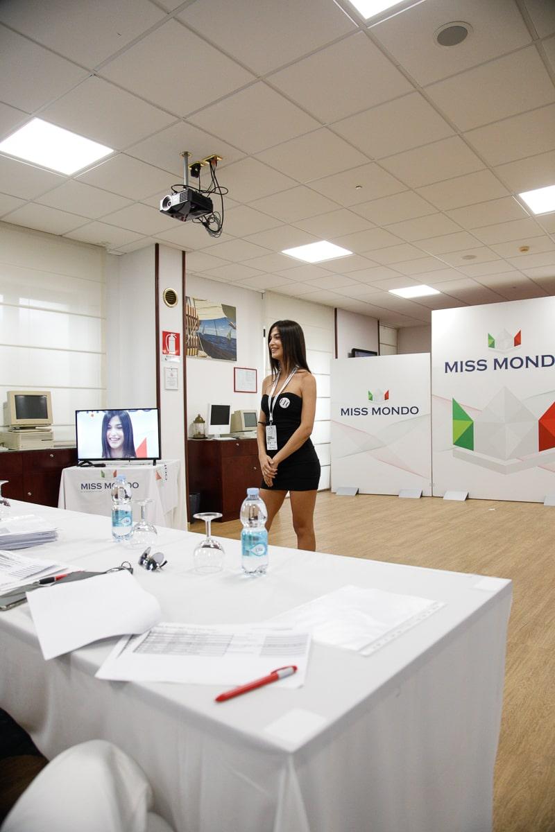 Quarto passaggio giuria per le ragazze di Missmondo Italia 2021 - 28
