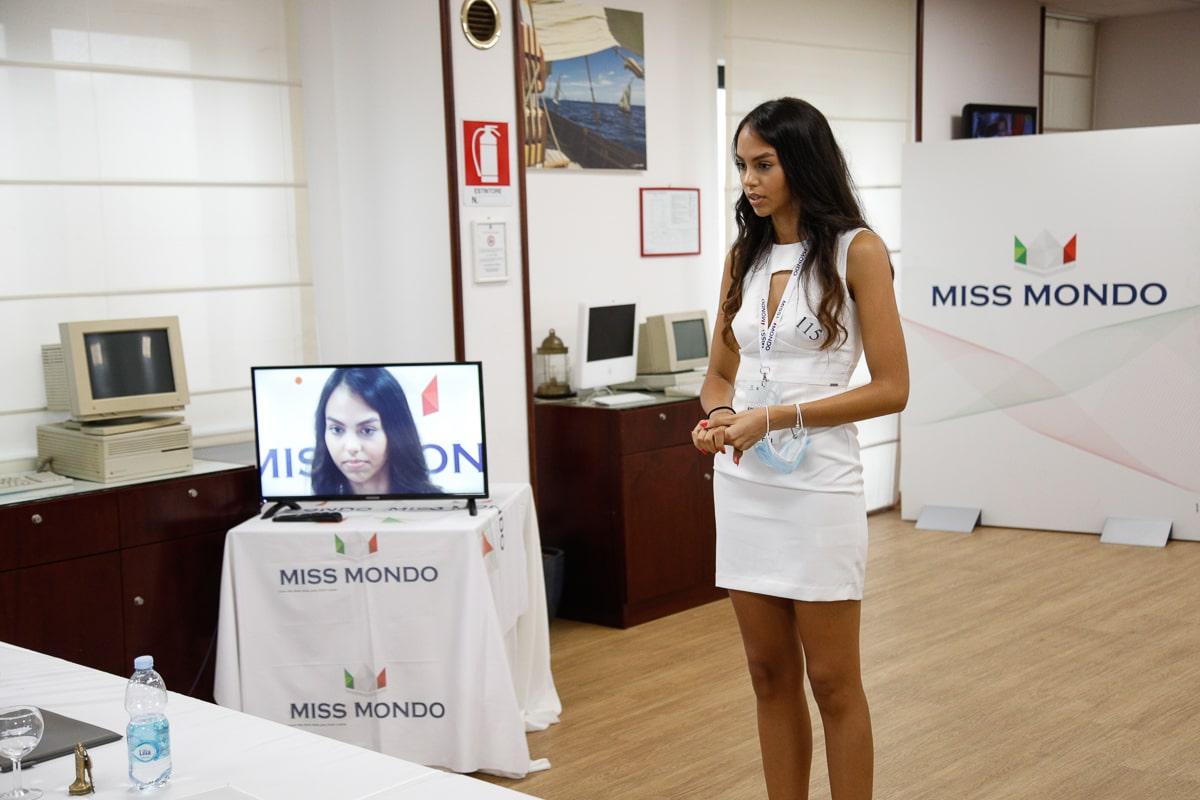 Quarto passaggio giuria per le ragazze di Missmondo Italia 2021 - 34