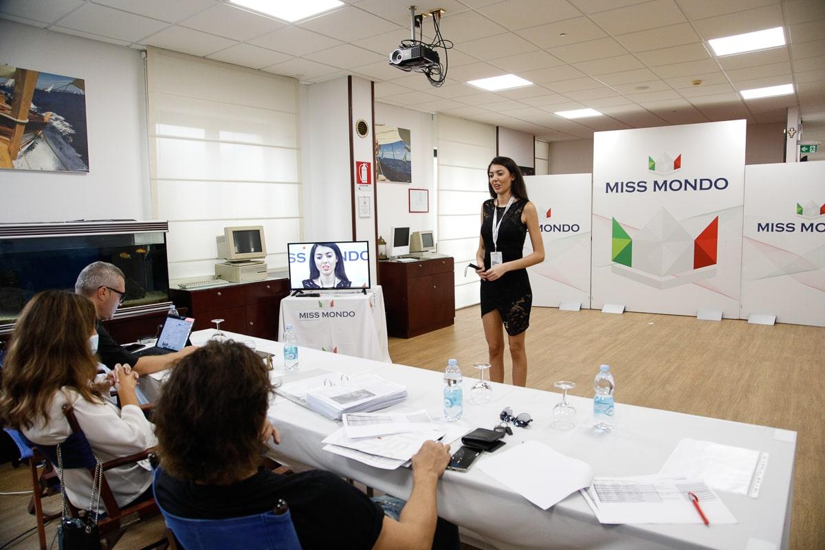 Quarto passaggio giuria per le ragazze di Missmondo Italia 2021 - 36