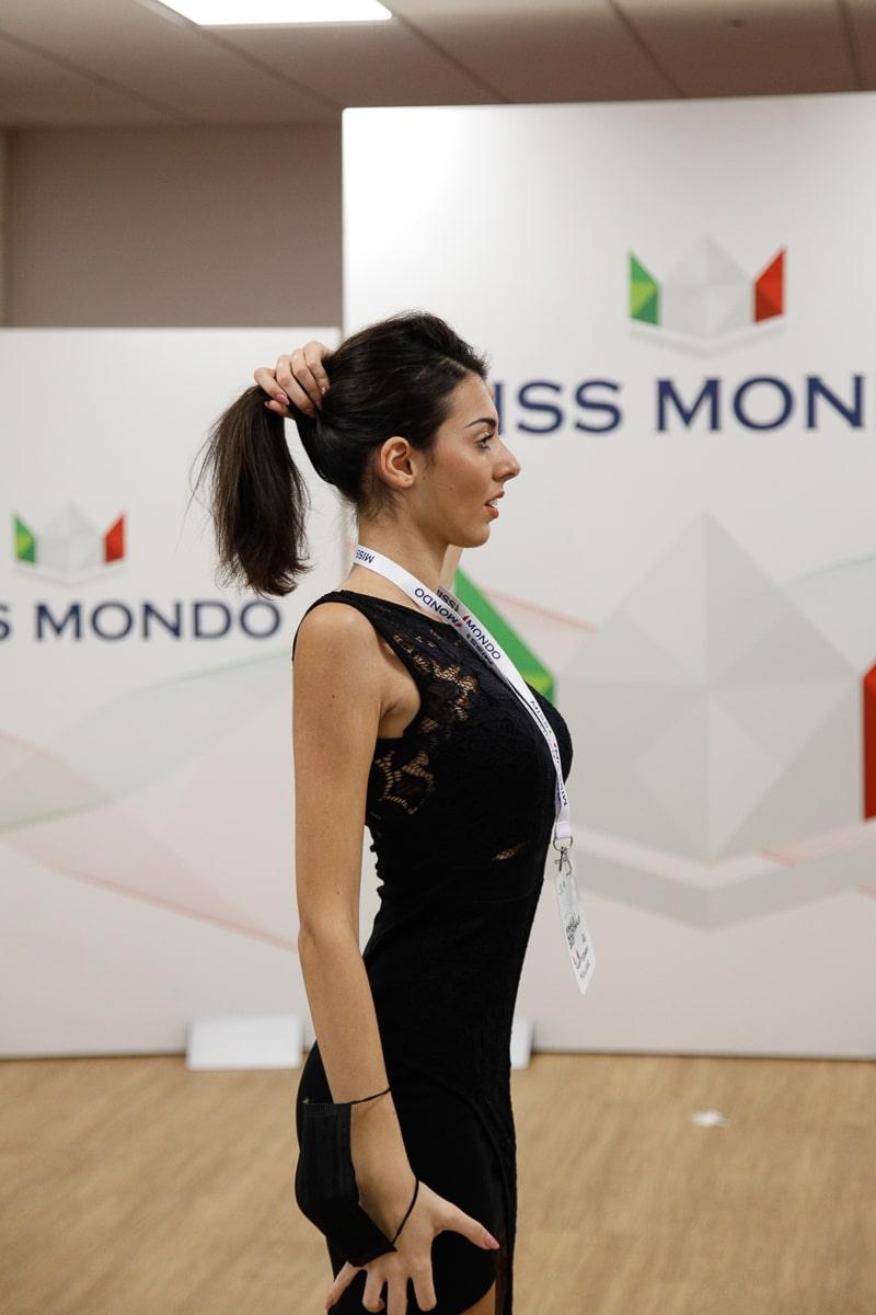 Quarto passaggio giuria per le ragazze di Missmondo Italia 2021 - 37