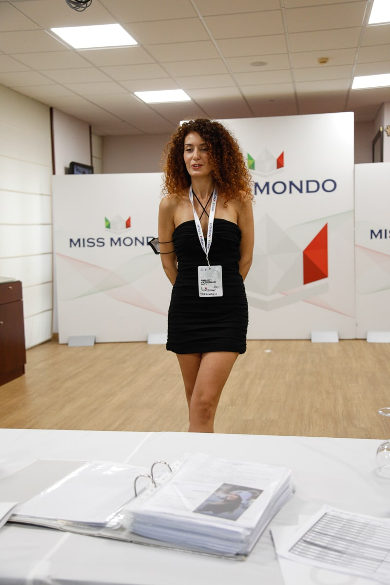 Quarto passaggio giuria per le ragazze di Missmondo Italia 2021 - 40