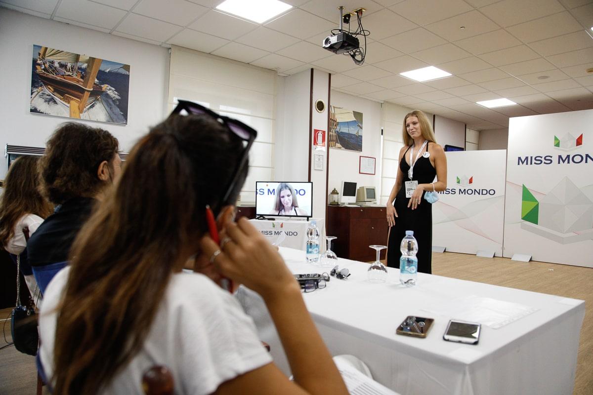 Quarto passaggio giuria per le ragazze di Missmondo Italia 2021 - 8