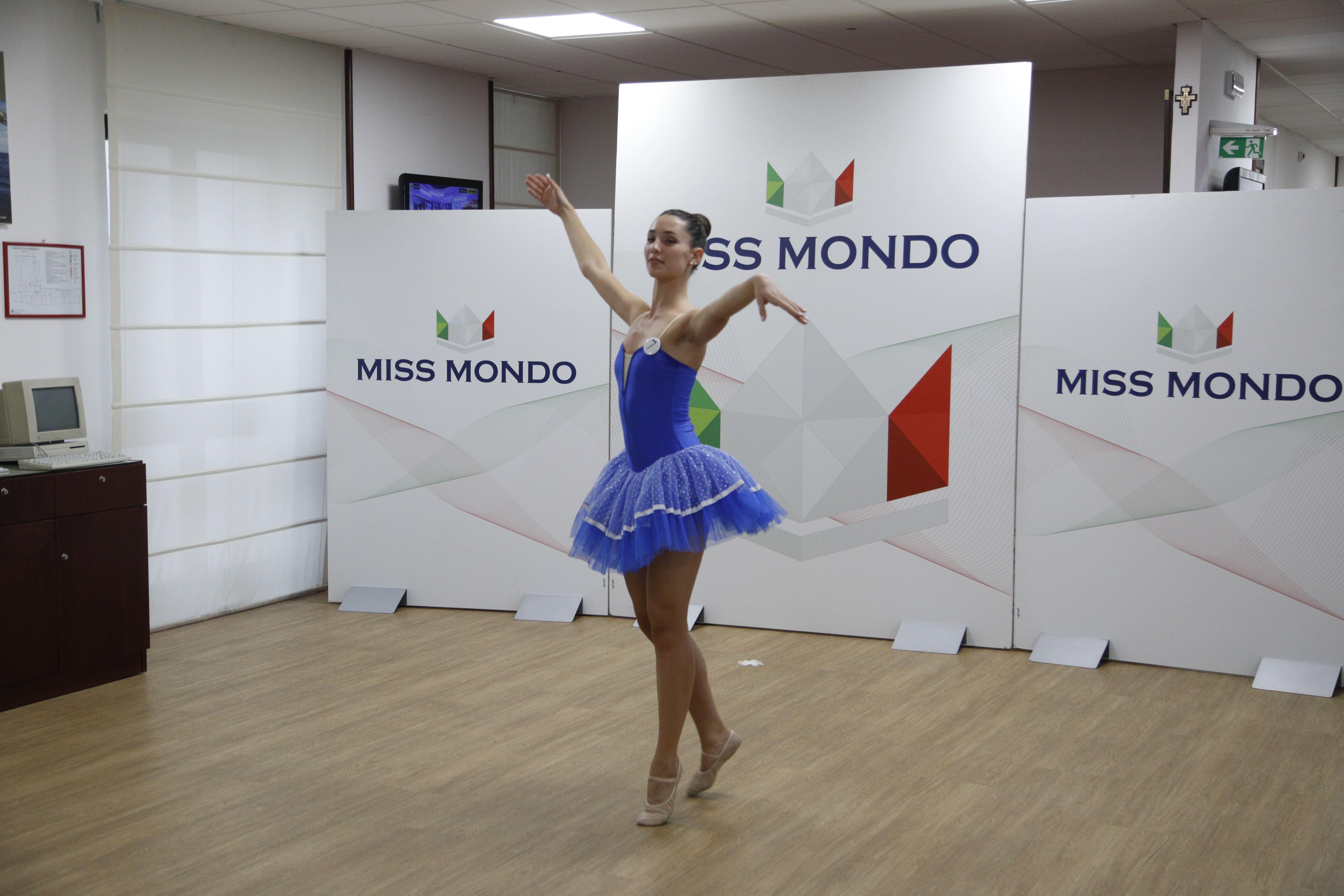 Finale nazione Miss Mondo Italia 2021 Audizione Talent 1 - 1