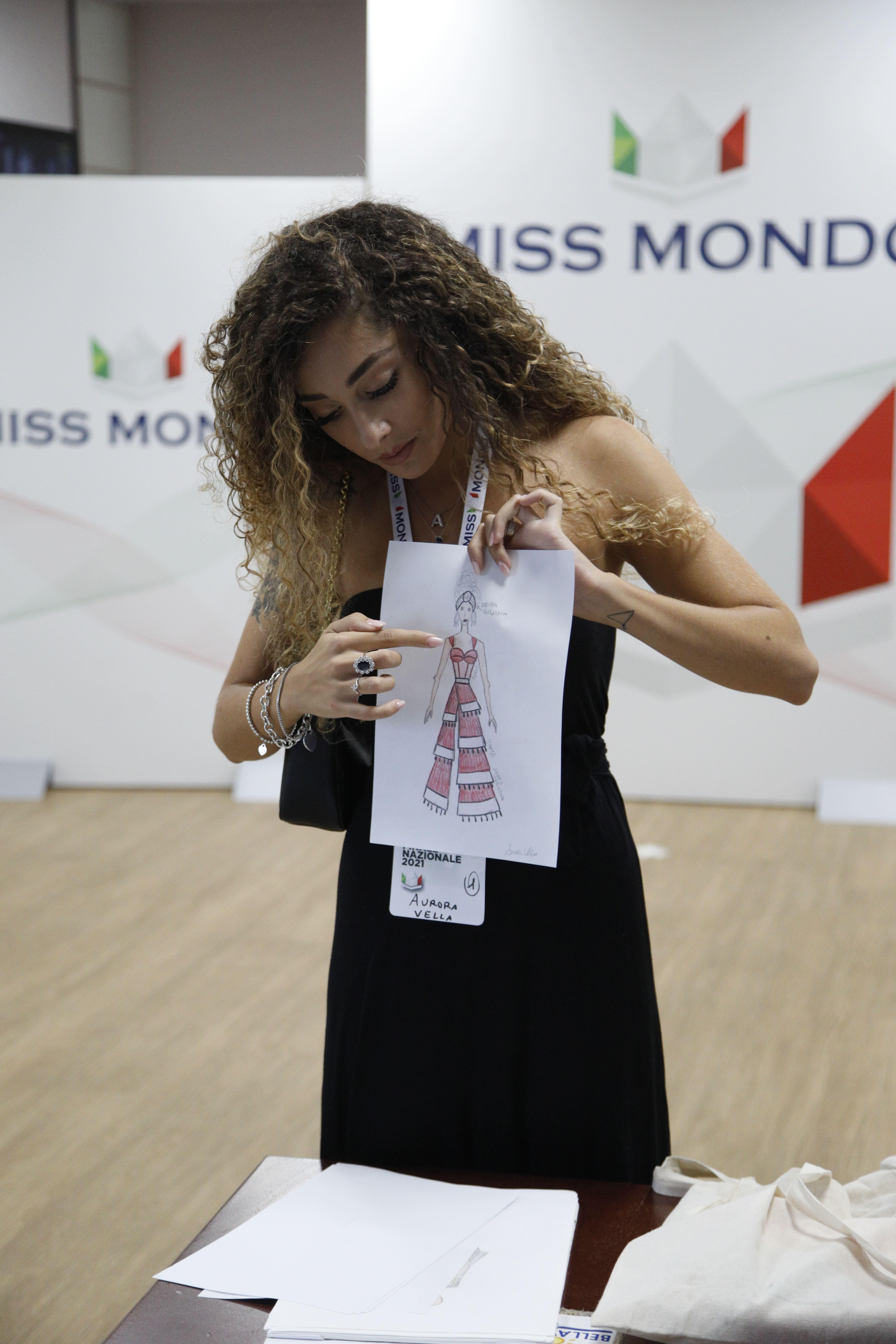 Finale nazione Miss Mondo Italia 2021 Audizione Talent 1 - 10