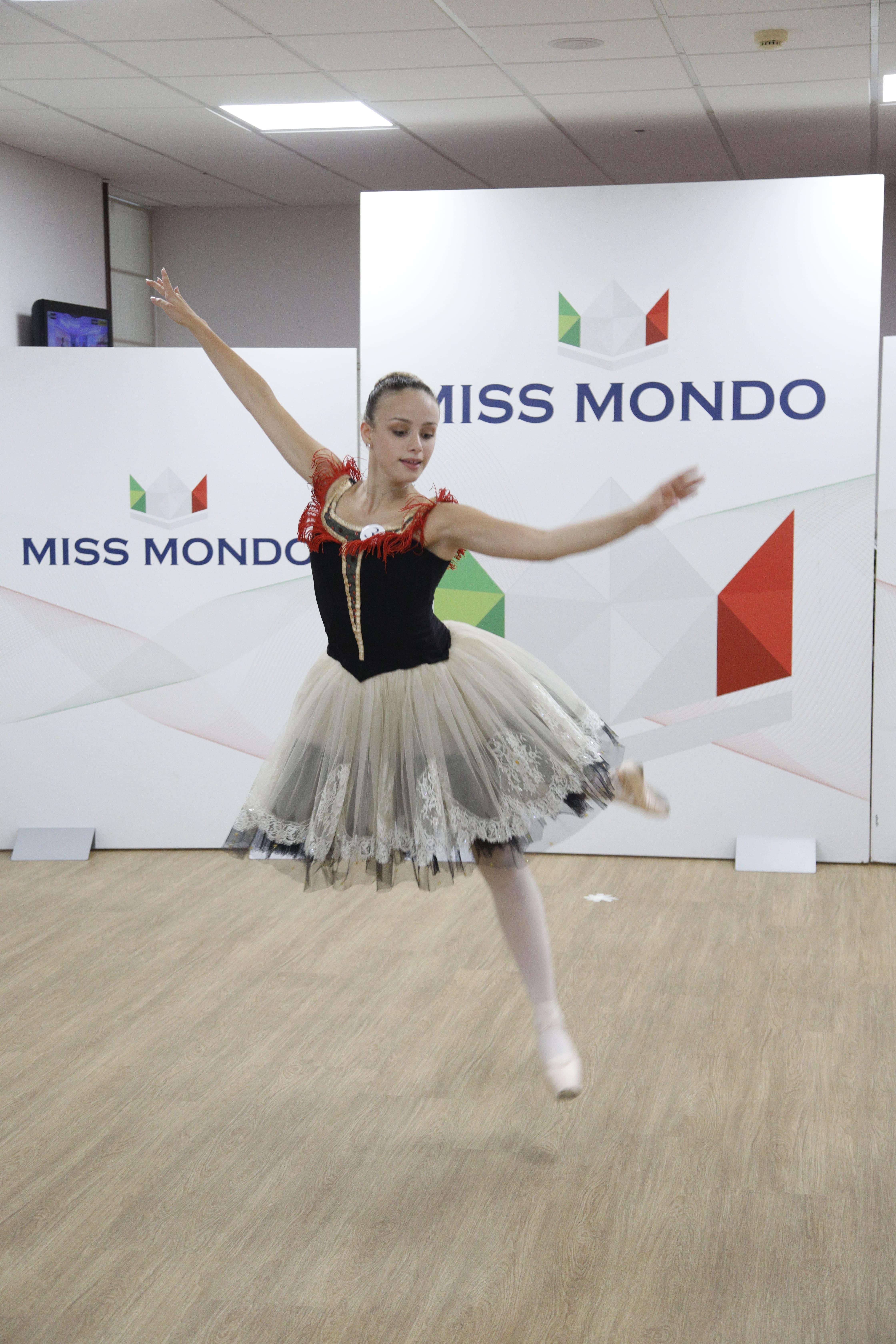 Finale nazione Miss Mondo Italia 2021 Audizione Talent 1 - 14