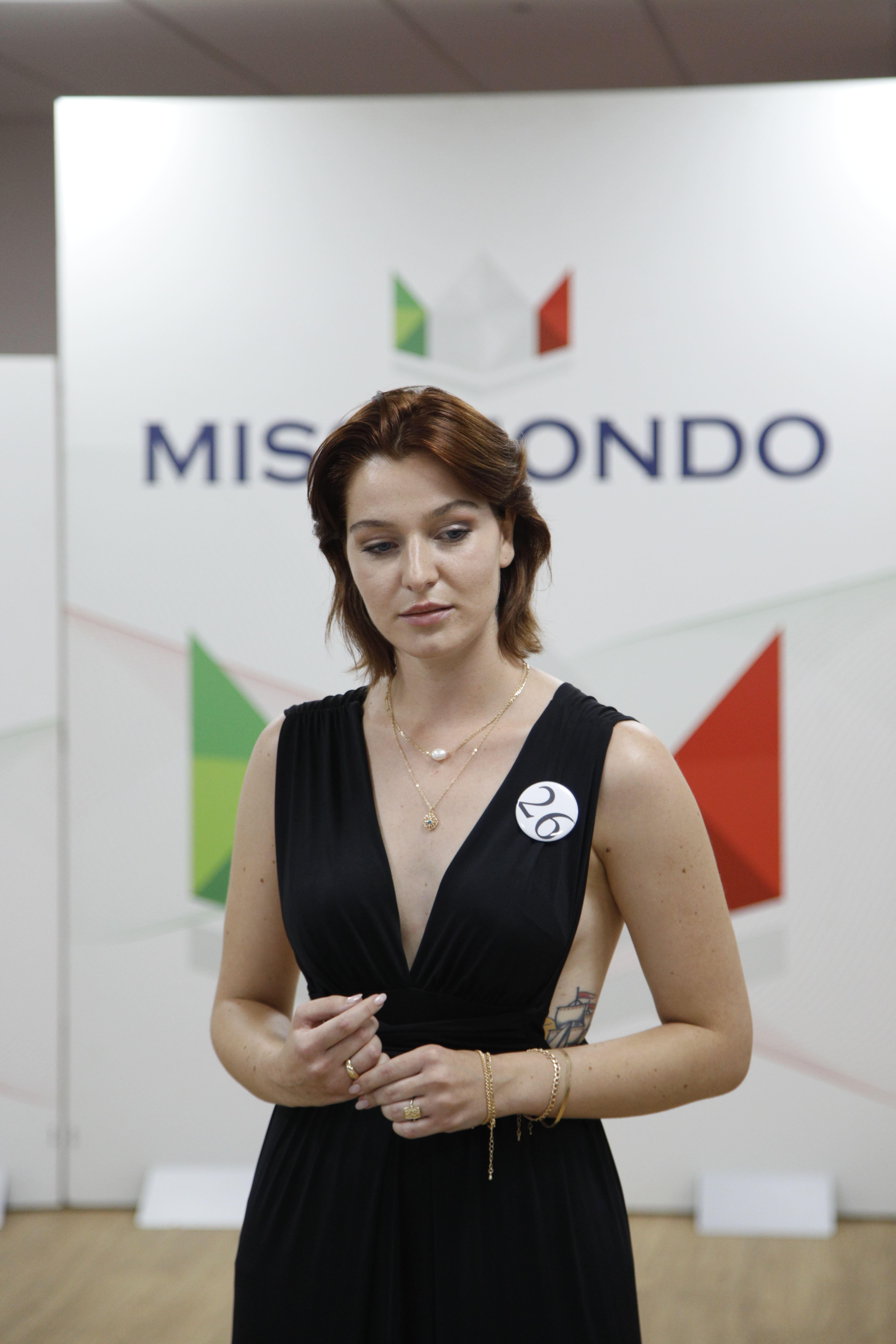 Finale nazione Miss Mondo Italia 2021 Audizione Talent 1 - 17