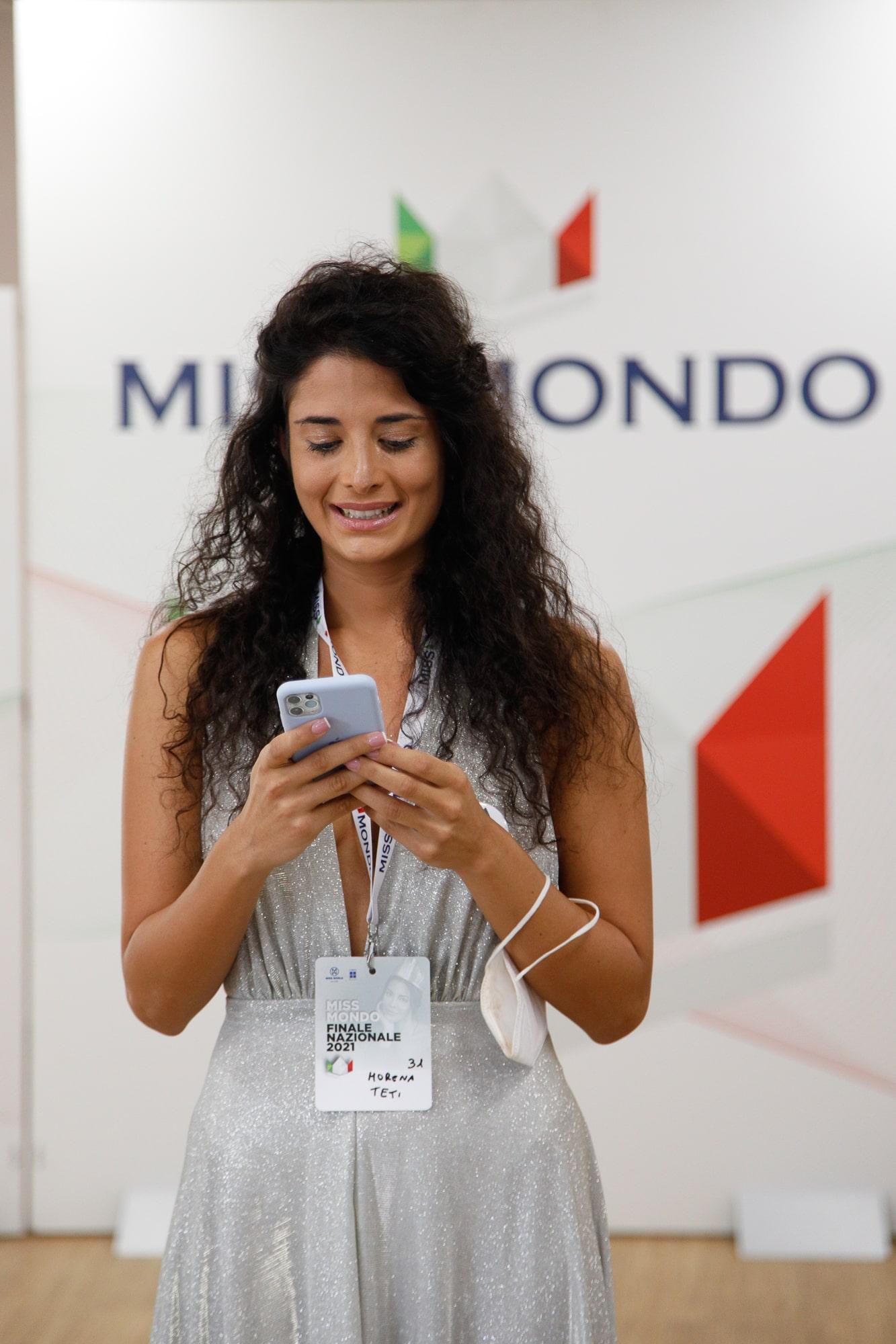 Finale nazione Miss Mondo Italia 2021 Audizione Talent 2 - 1