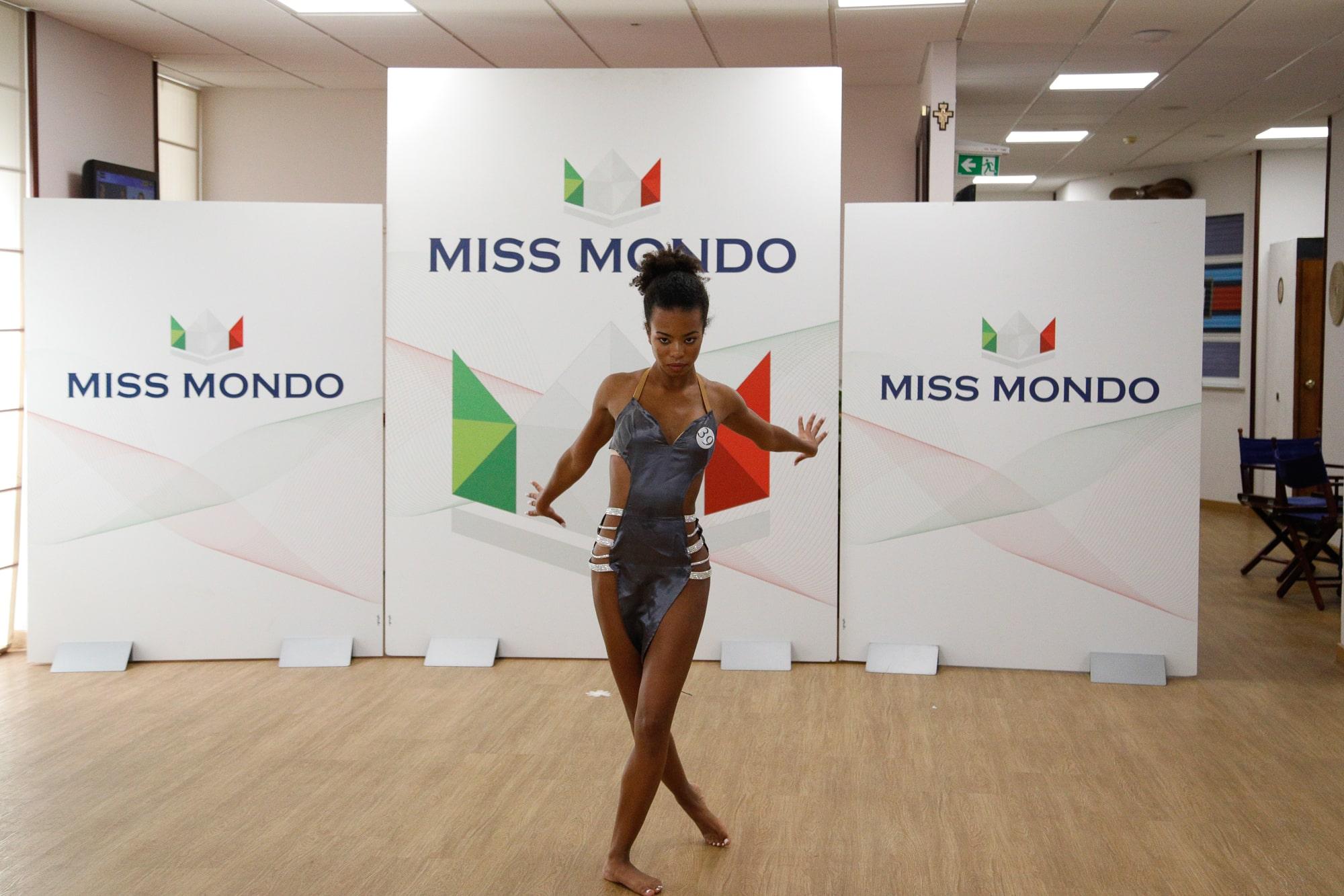 Finale nazione Miss Mondo Italia 2021 Audizione Talent 2 - 10