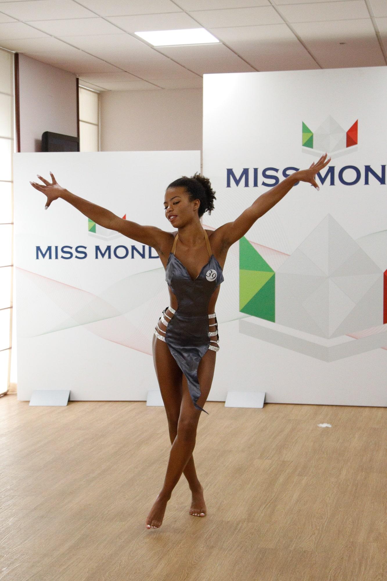 Finale nazione Miss Mondo Italia 2021 Audizione Talent 2 - 11