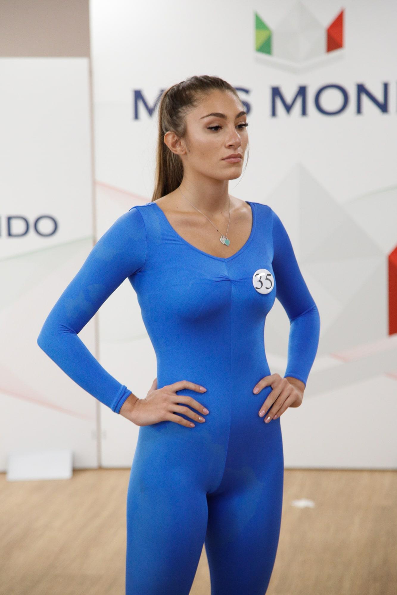 Finale nazione Miss Mondo Italia 2021 Audizione Talent 2 - 15