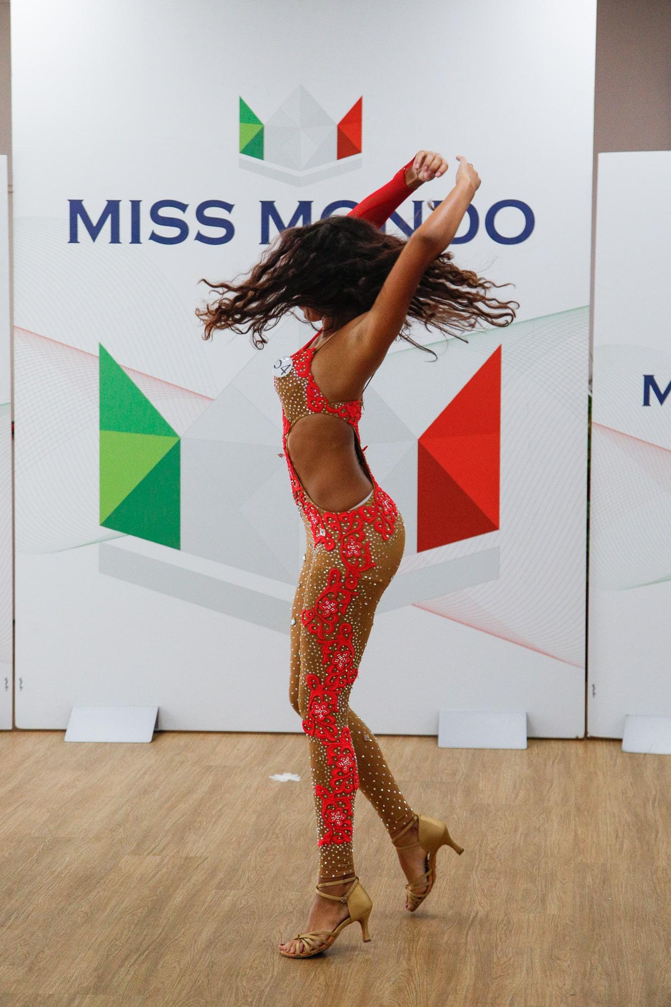 Finale nazione Miss Mondo Italia 2021 Audizione Talent 2 - 17