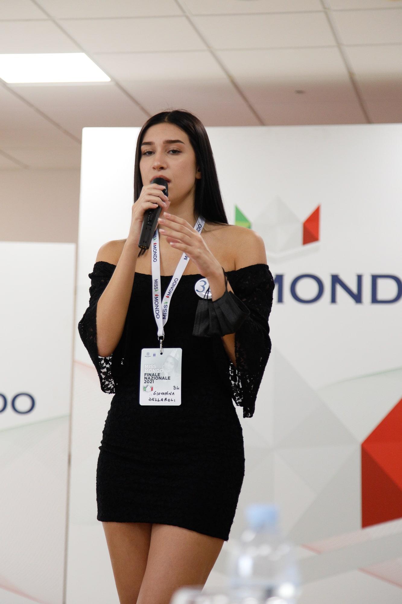 Finale nazione Miss Mondo Italia 2021 Audizione Talent 2 - 2