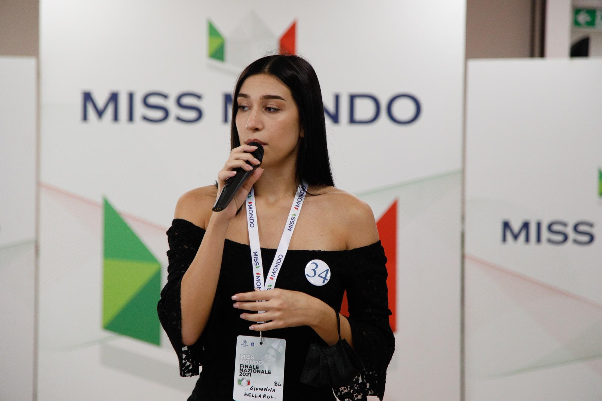 Finale nazione Miss Mondo Italia 2021 Audizione Talent 2 - 3