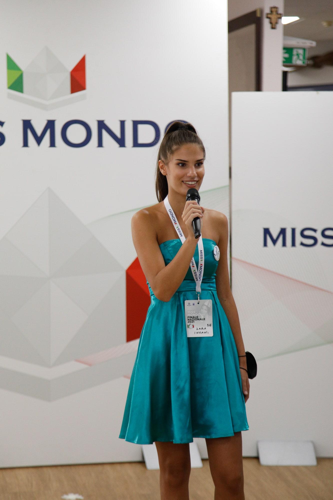 Finale nazione Miss Mondo Italia 2021 Audizione Talent 2 - 5