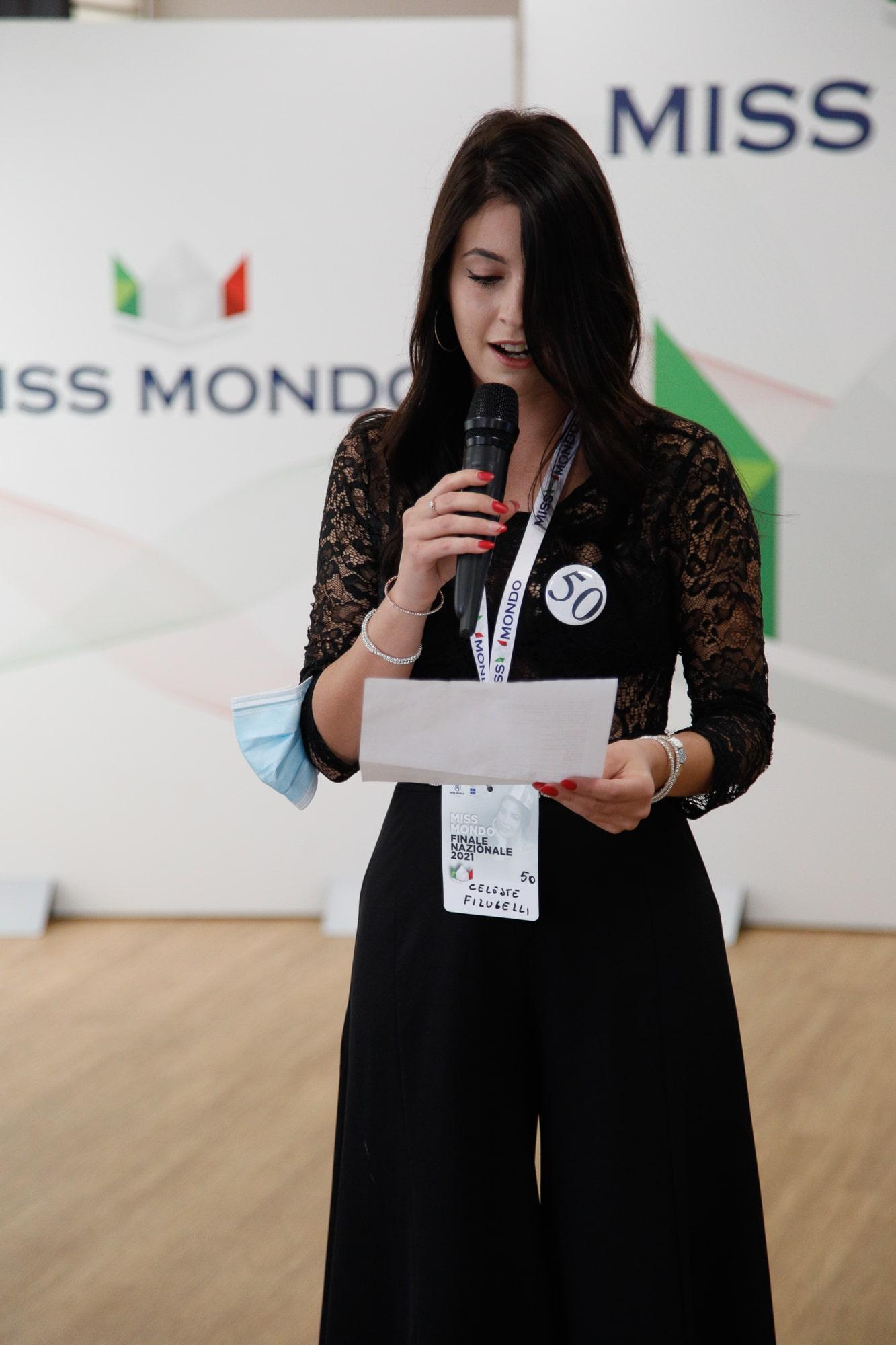 Finale nazione Miss Mondo Italia 2021 Audizione Talent 2 - 6