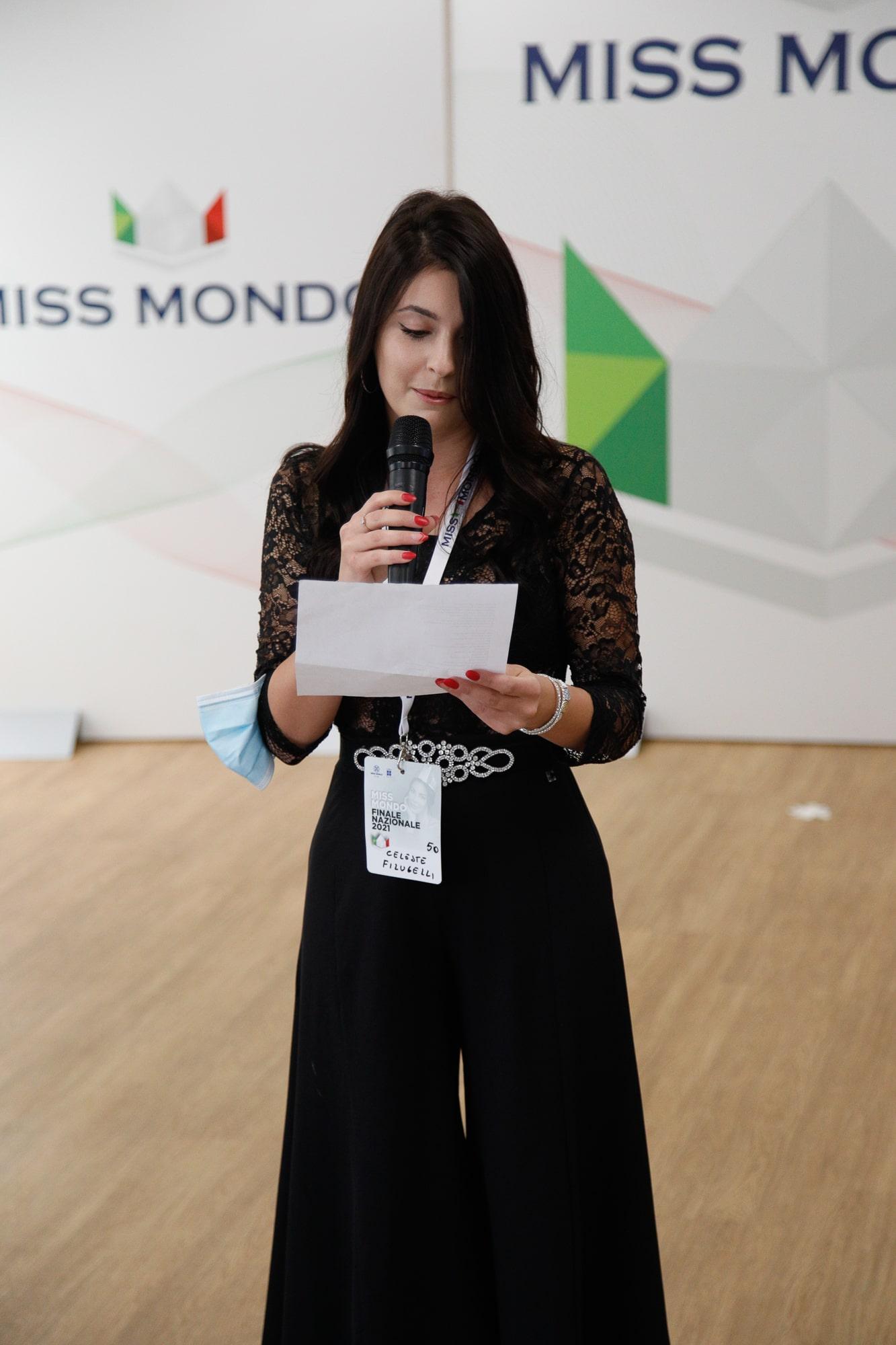 Finale nazione Miss Mondo Italia 2021 Audizione Talent 2 - 7