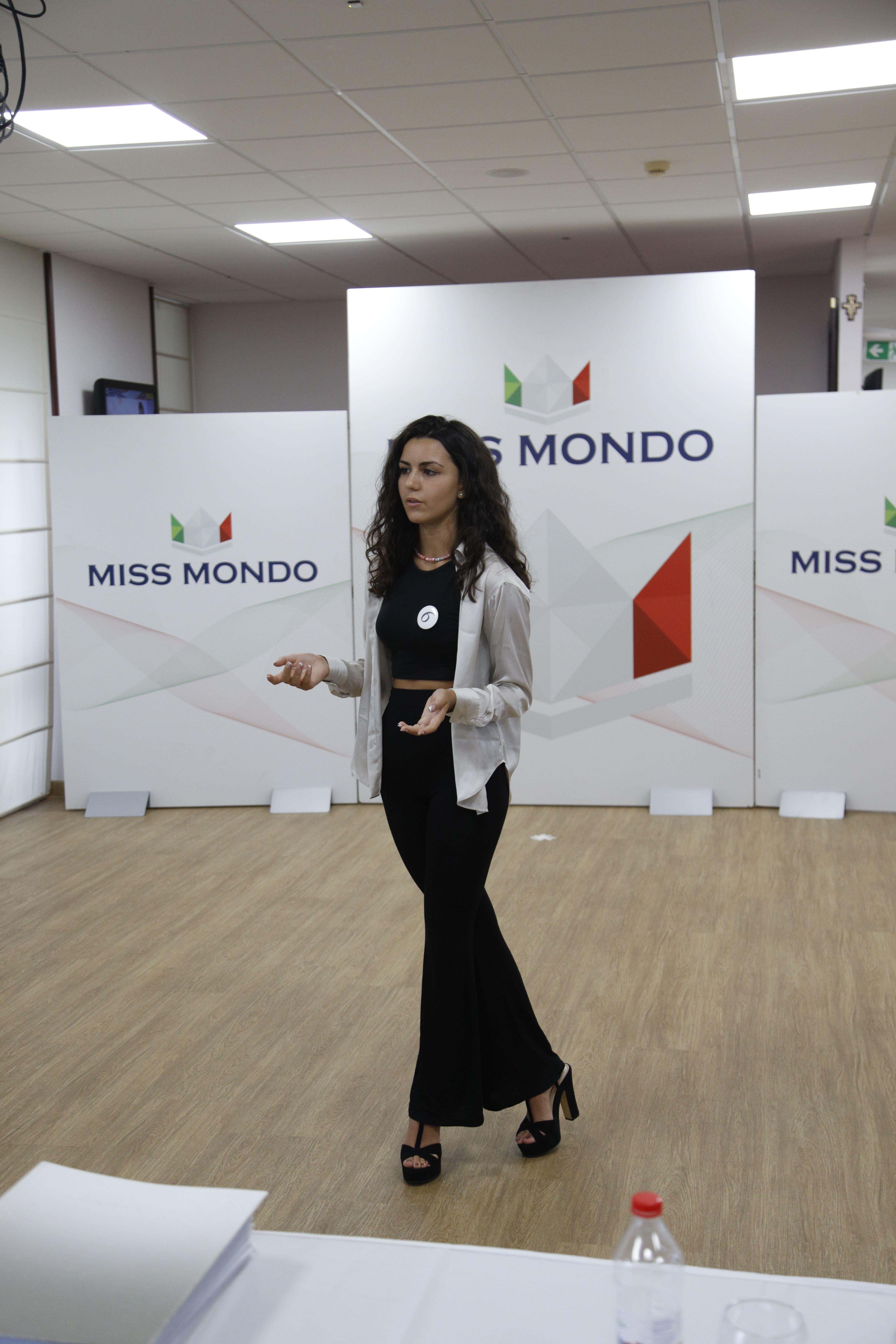 Finale nazione Miss Mondo Italia 2021 Audizione Talent 1 - 20