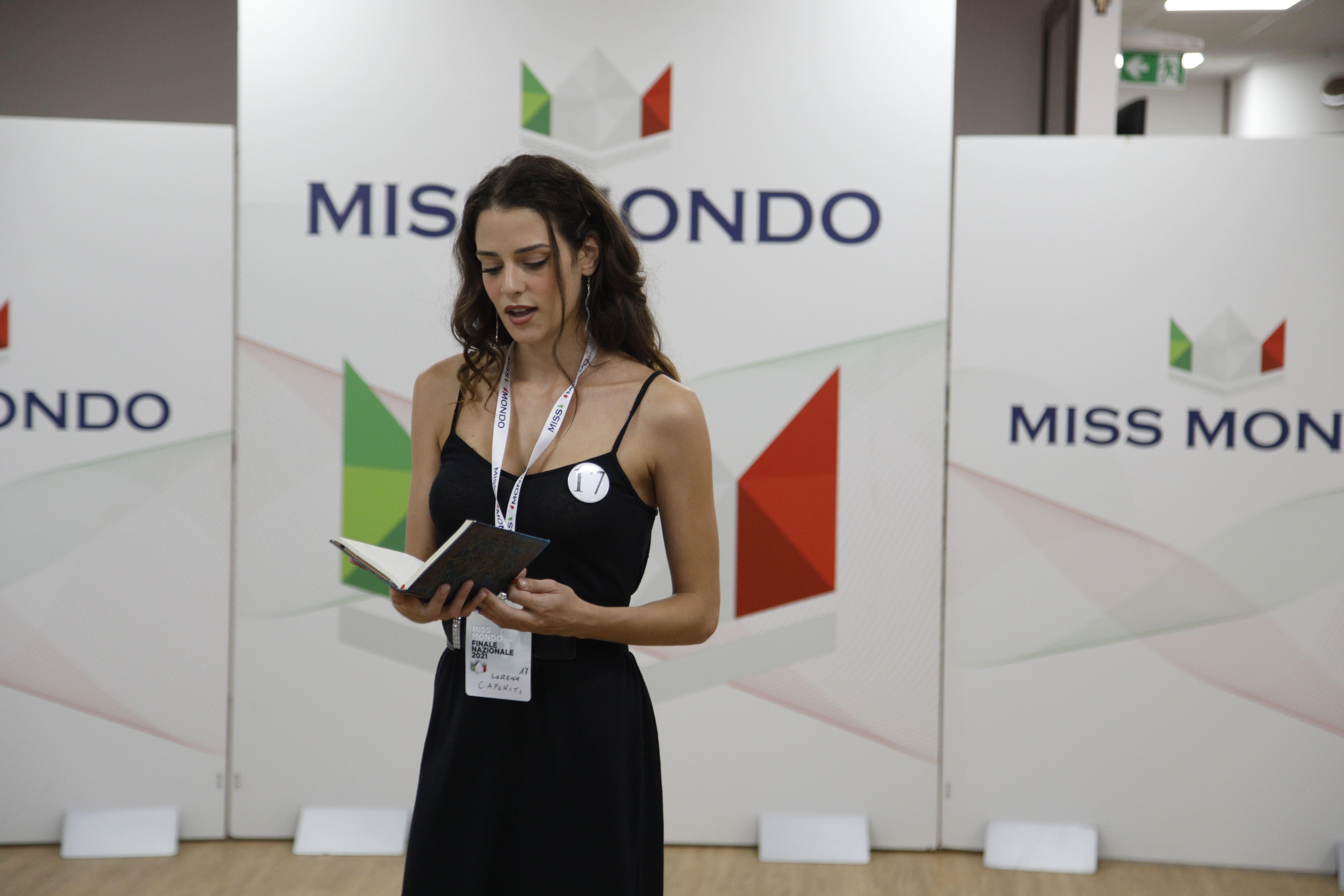 Finale nazione Miss Mondo Italia 2021 Audizione Talent 1 - 22
